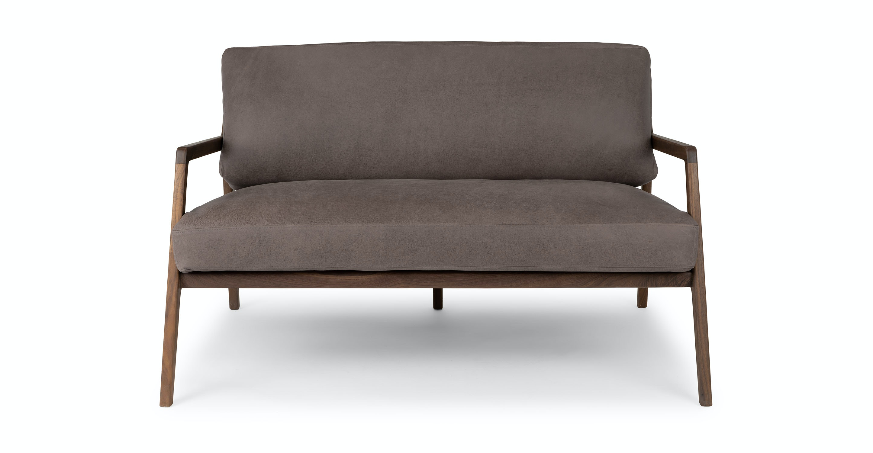 Grey Leather Sofas | Article