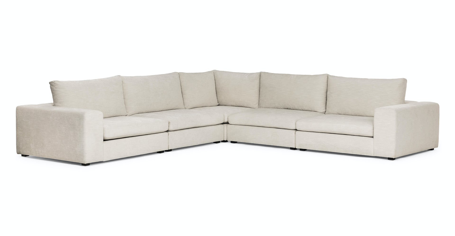 Super Gaba Pearl White Corner Modular Sectional Forskolin Free Trial Chair Design Images Forskolin Free Trialorg