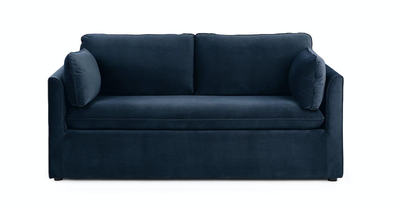 Fabulous Oneira Tidal Blue Sofa Bed Home Interior And Landscaping Transignezvosmurscom