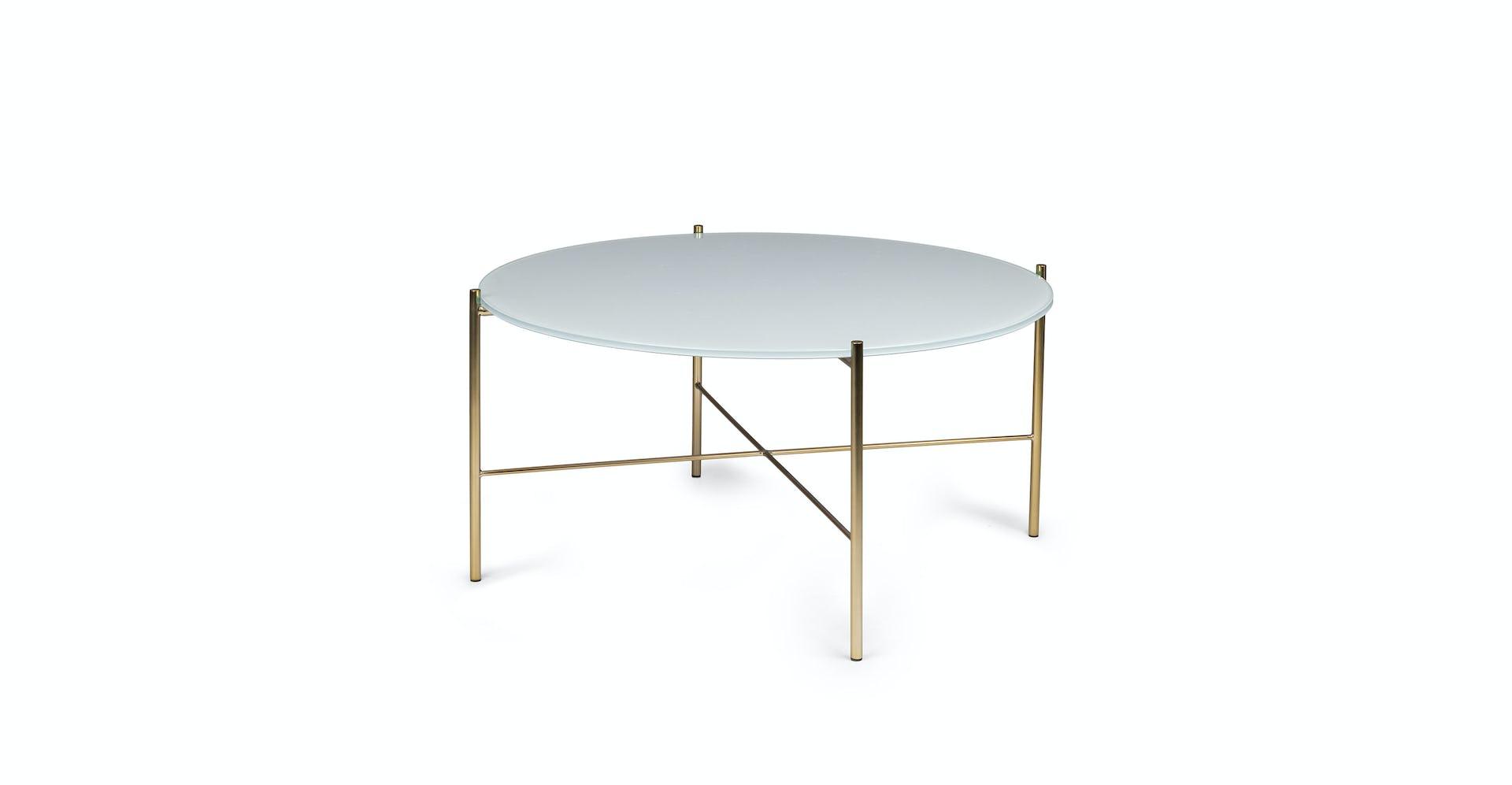 Strange Silicus Light Gray Round Coffee Table Lamtechconsult Wood Chair Design Ideas Lamtechconsultcom