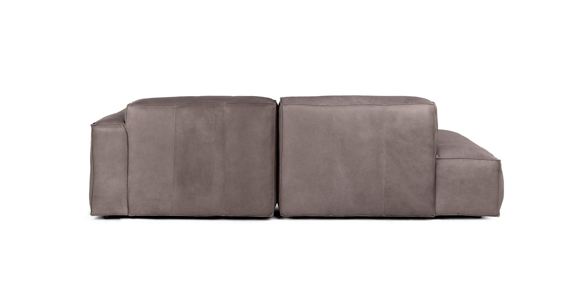 Solae Canyon Charcoal Right Arm Modular Sofa