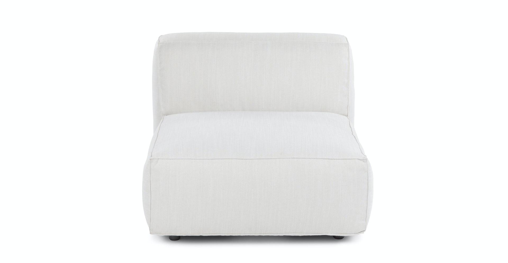 Outstanding Solae Chill White Armless Chair Module Spiritservingveterans Wood Chair Design Ideas Spiritservingveteransorg