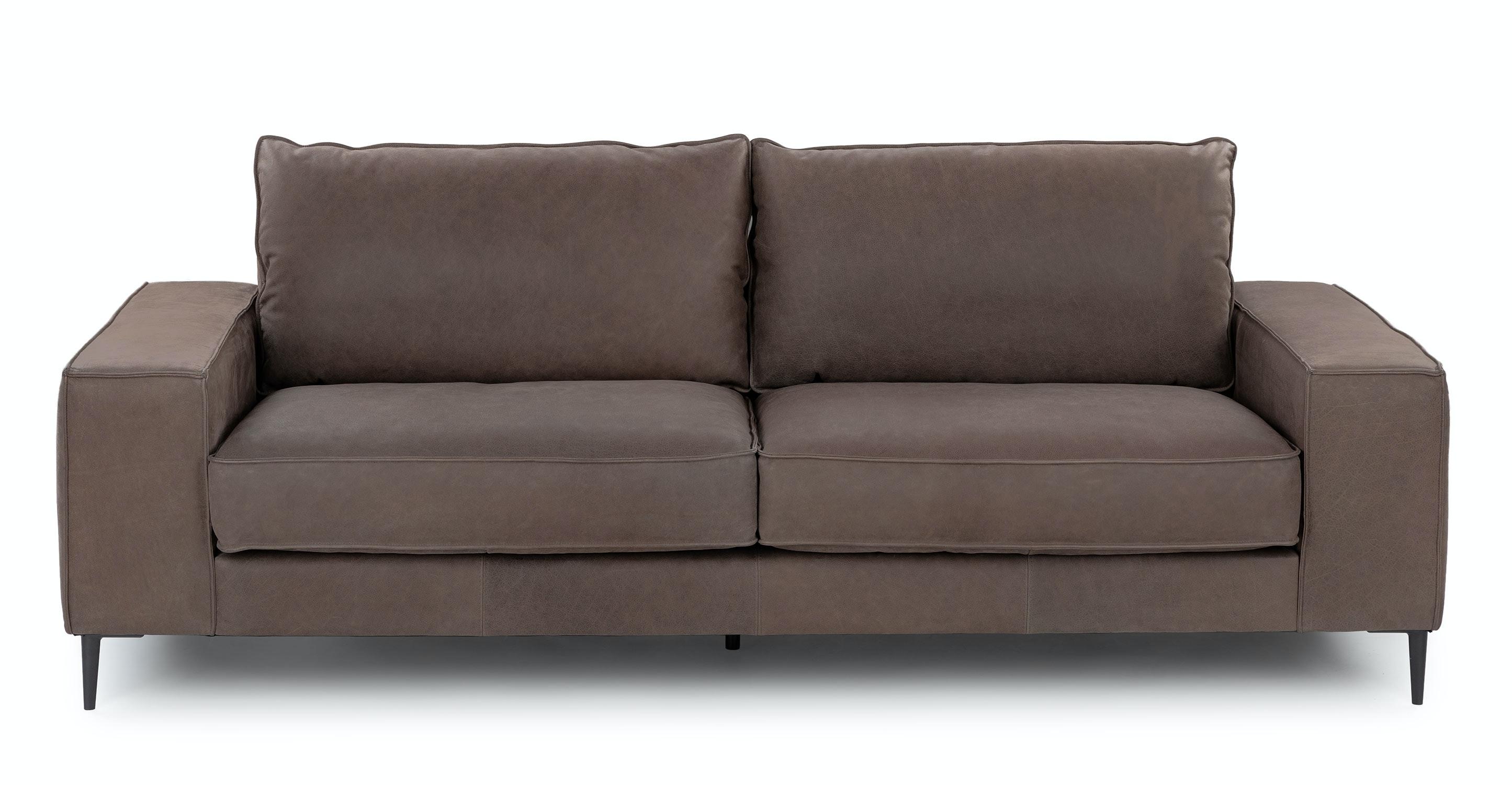 Beau Tora Tobacco Charcoal Sofa