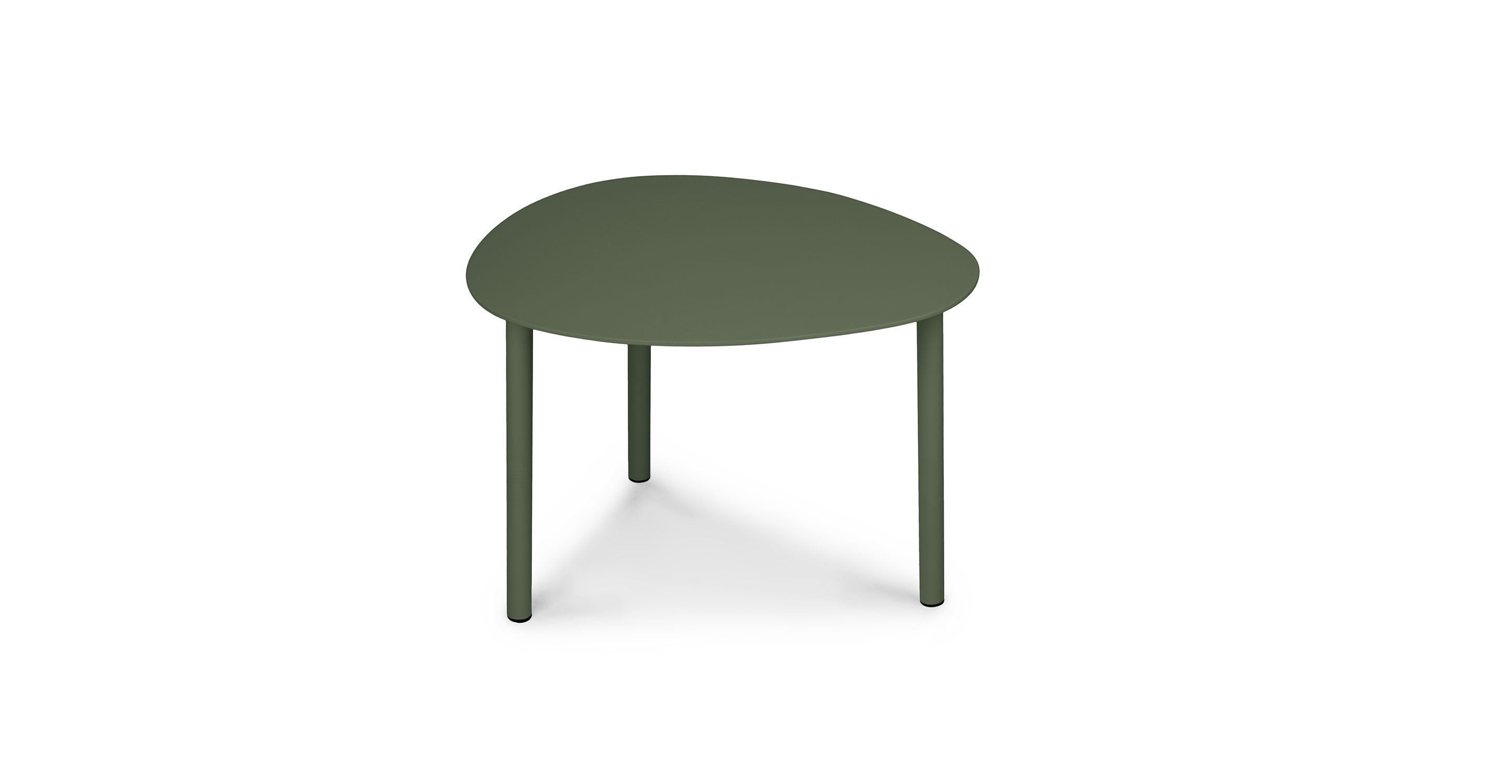 Green Nebu Aluminium 22 Coffee Table Article