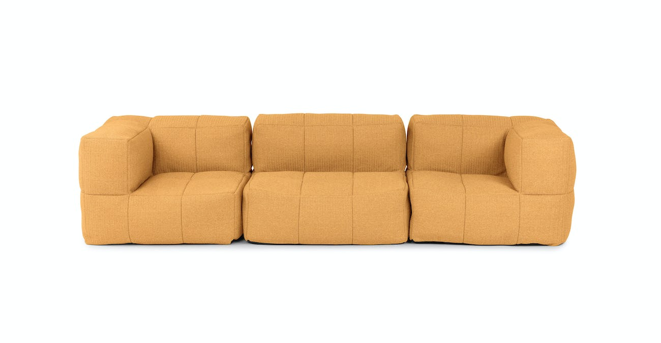 Excellent Gios Malta Yellow Modular Sofa Article Andrewgaddart Wooden Chair Designs For Living Room Andrewgaddartcom