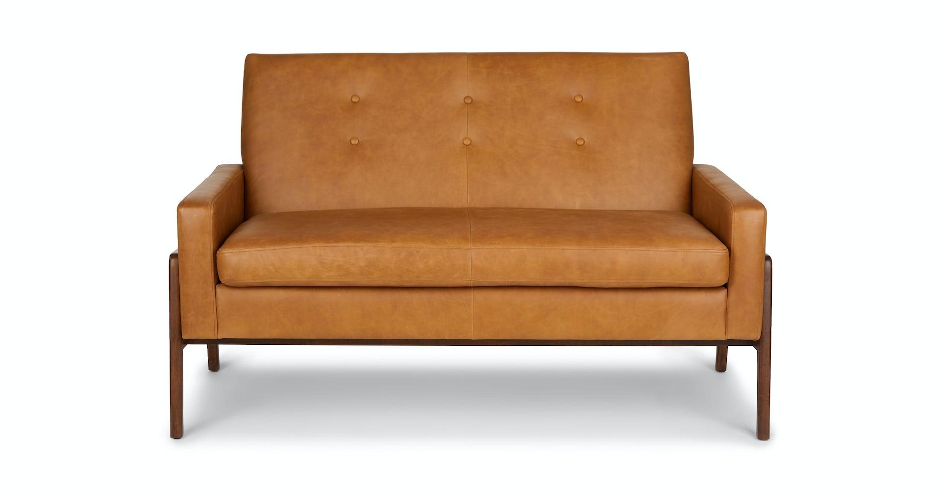 Fantastic Nord Charme Tan Loveseat Ncnpc Chair Design For Home Ncnpcorg