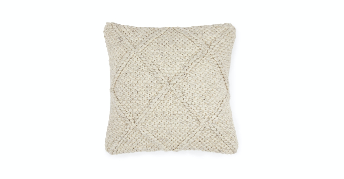Shop Criss Natural Ivory Pillow from Article on Openhaus