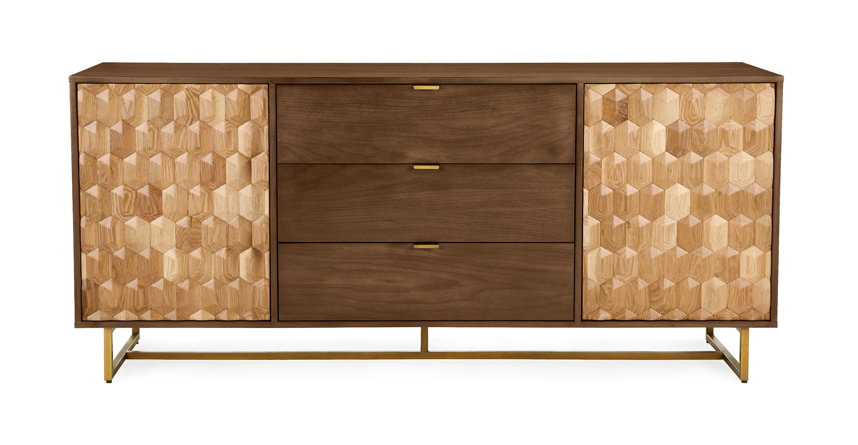 Image of: Mid Century Modern Sideboards Buffets Article