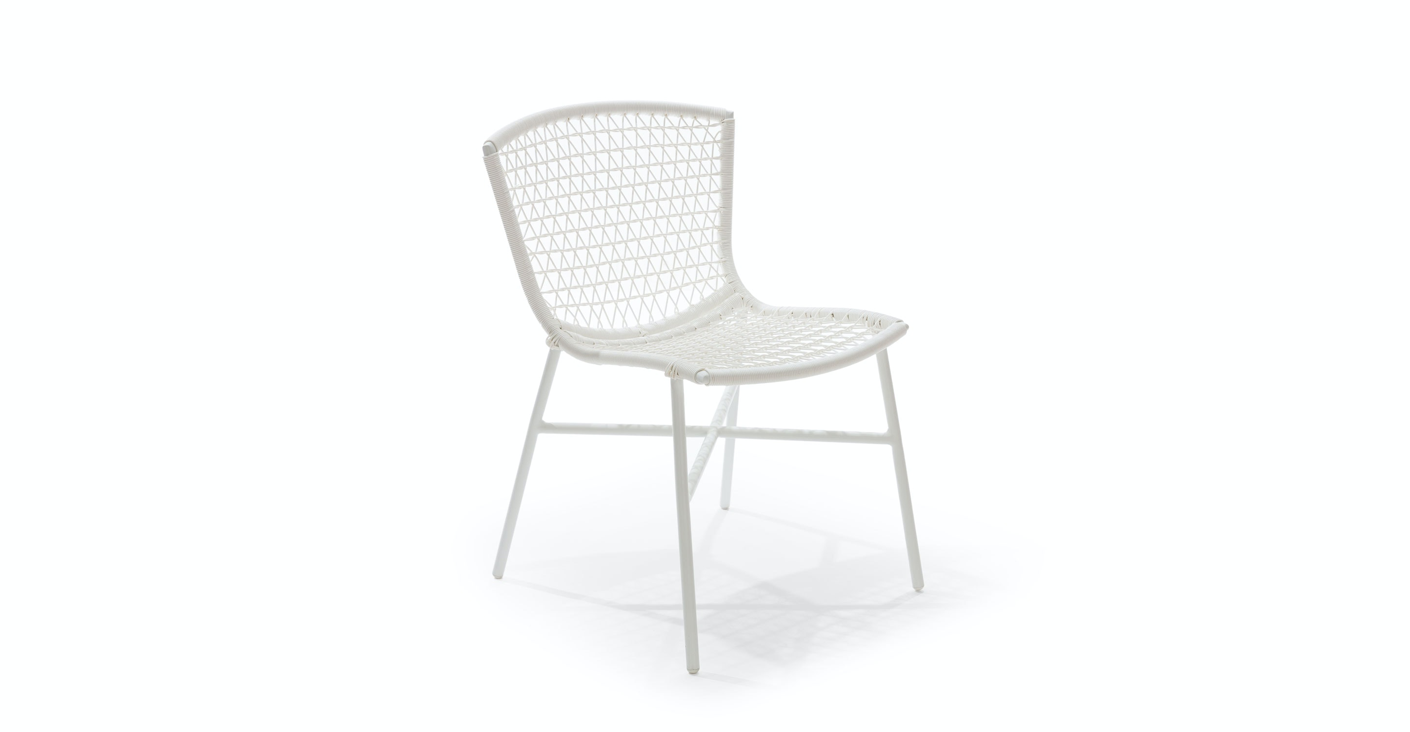 Sala White Dining Chair Dining Chairs Article