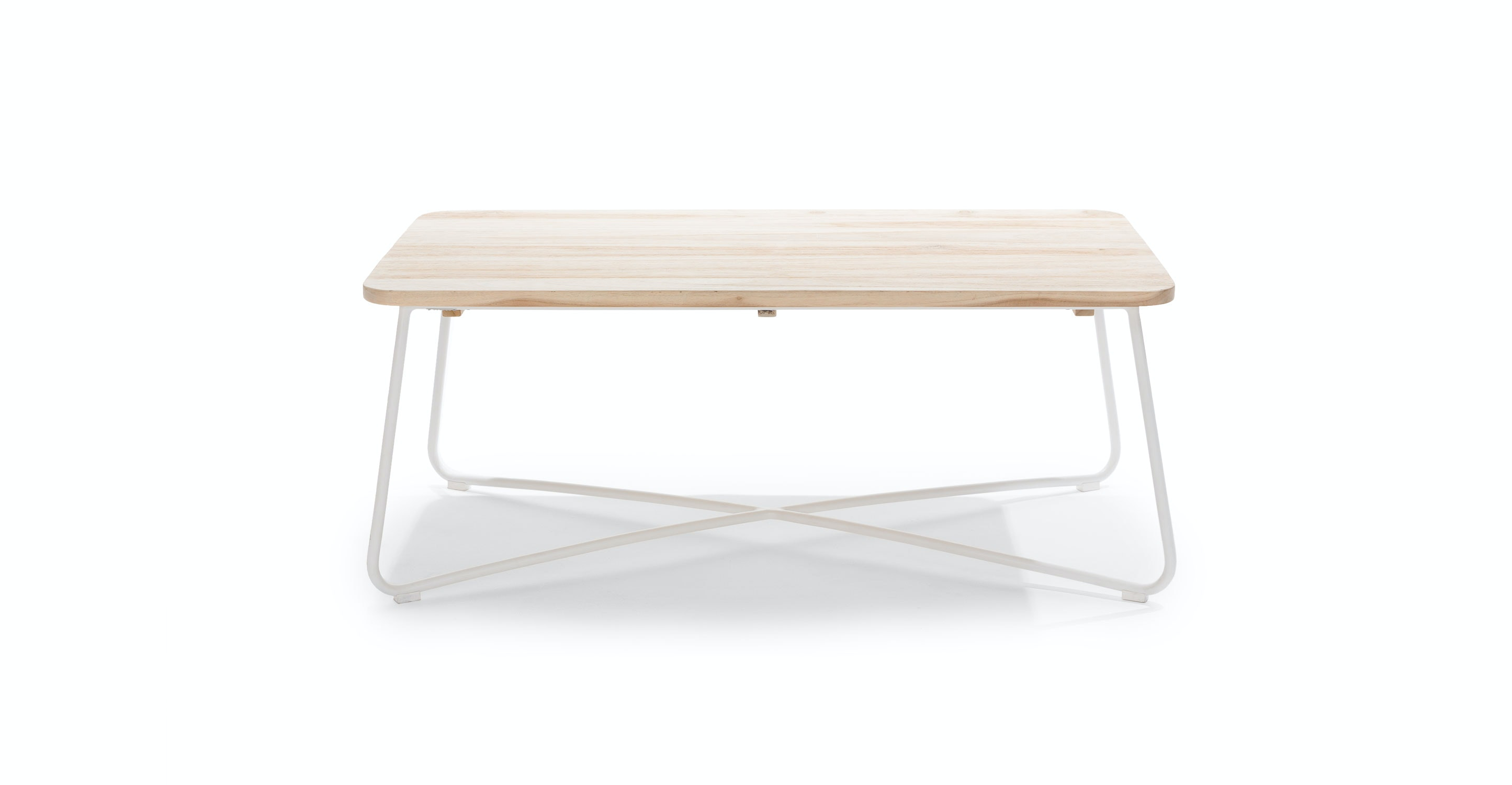 Nimbus White Coffee Table Coffee Tables Article