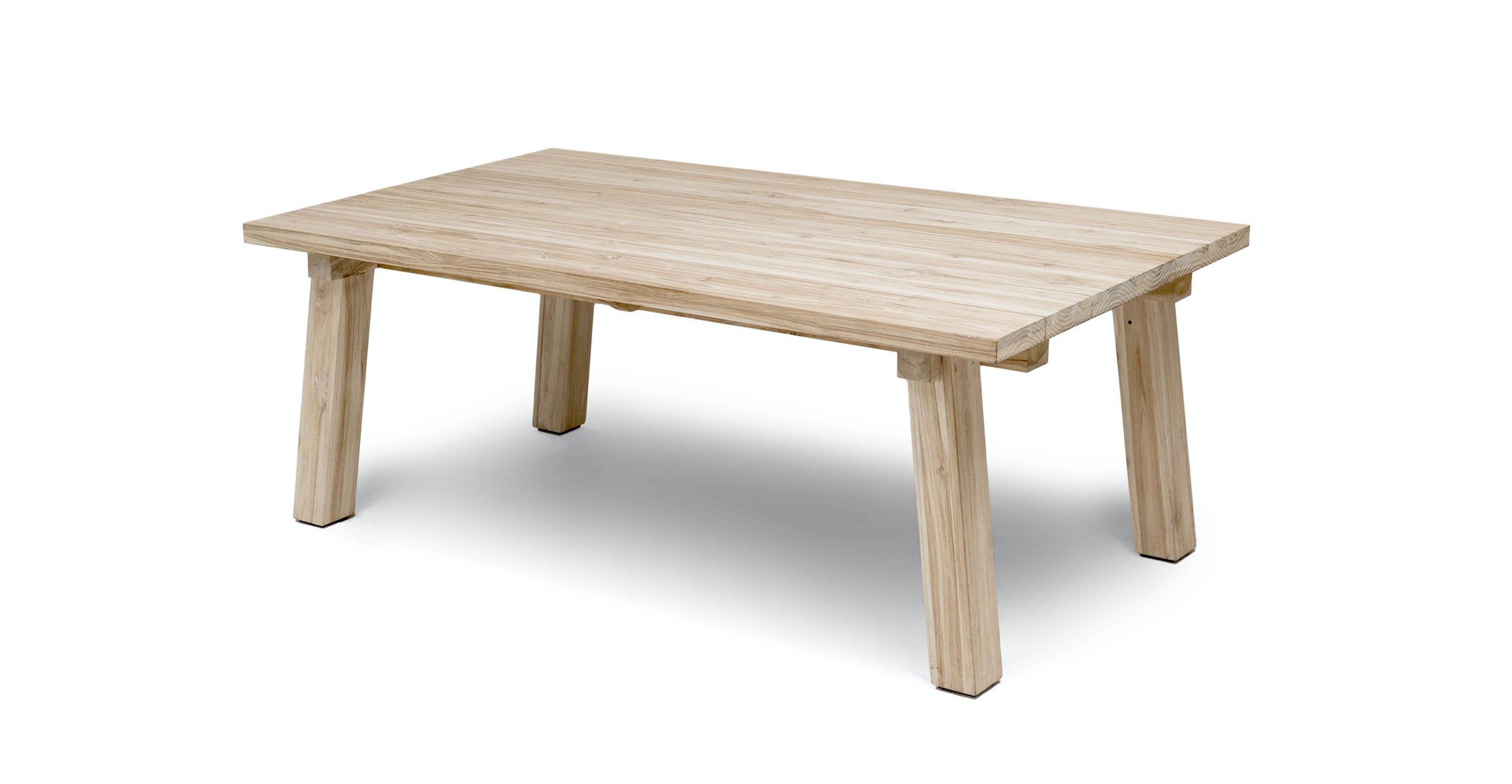 Teaka Dining Table For 6   Dining Tables   Article | Modern, Mid Century  And Scandinavian Furniture