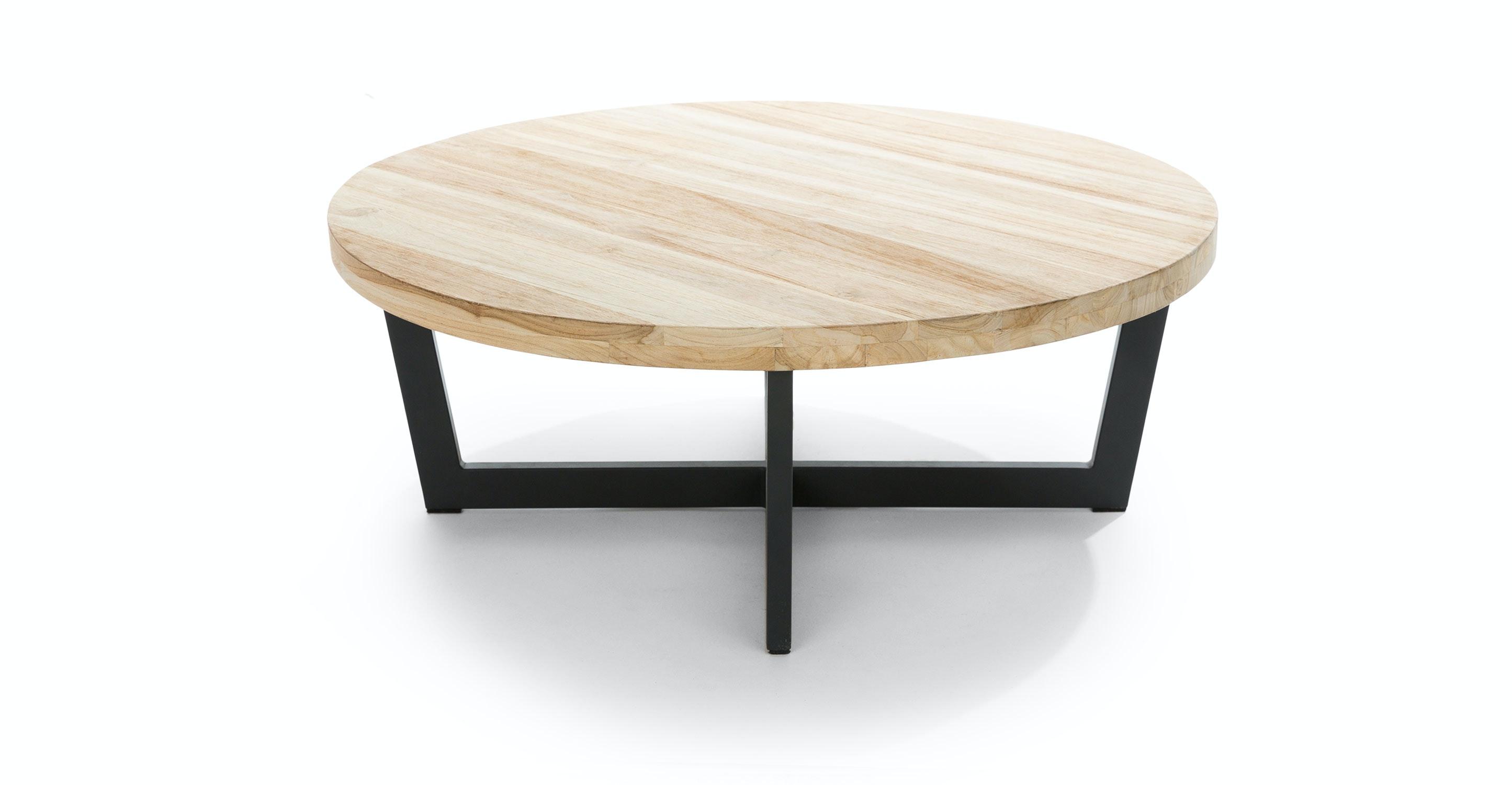 table raw art end capri square