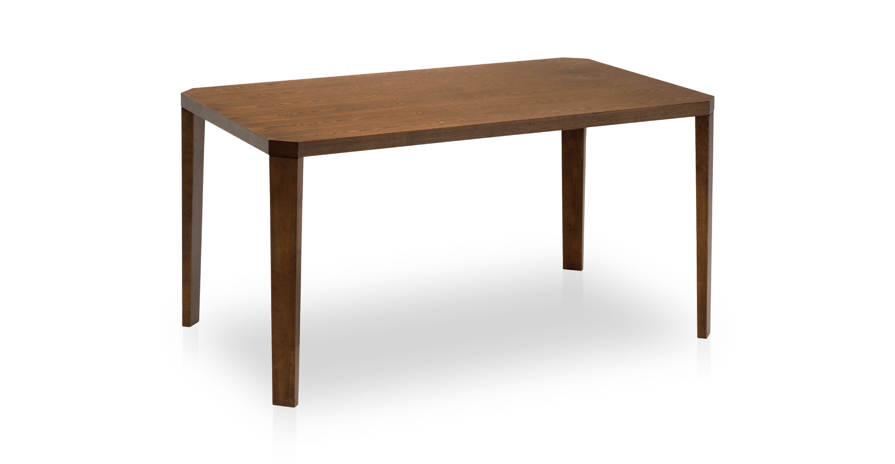 Wiley Cocoa Dining Table For 6 Dining Tables Article