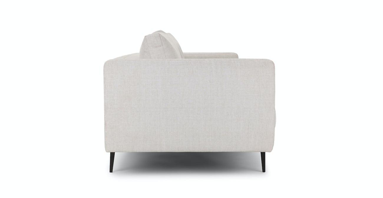 Phenomenal Parker Coconut White Sofa Pdpeps Interior Chair Design Pdpepsorg