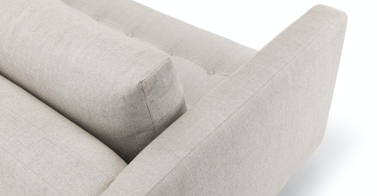 Astonishing Parker Coconut White Sofa Pdpeps Interior Chair Design Pdpepsorg