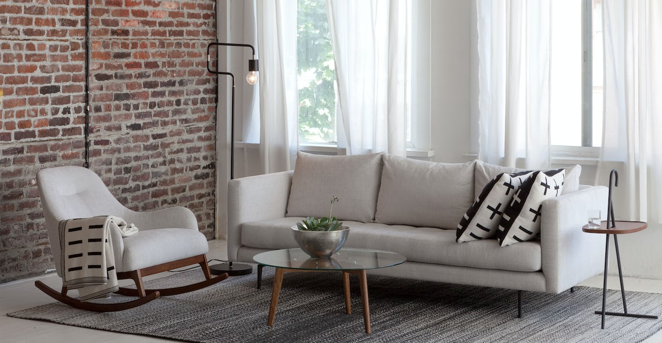 Incredible Parker Coconut White Sofa Pdpeps Interior Chair Design Pdpepsorg