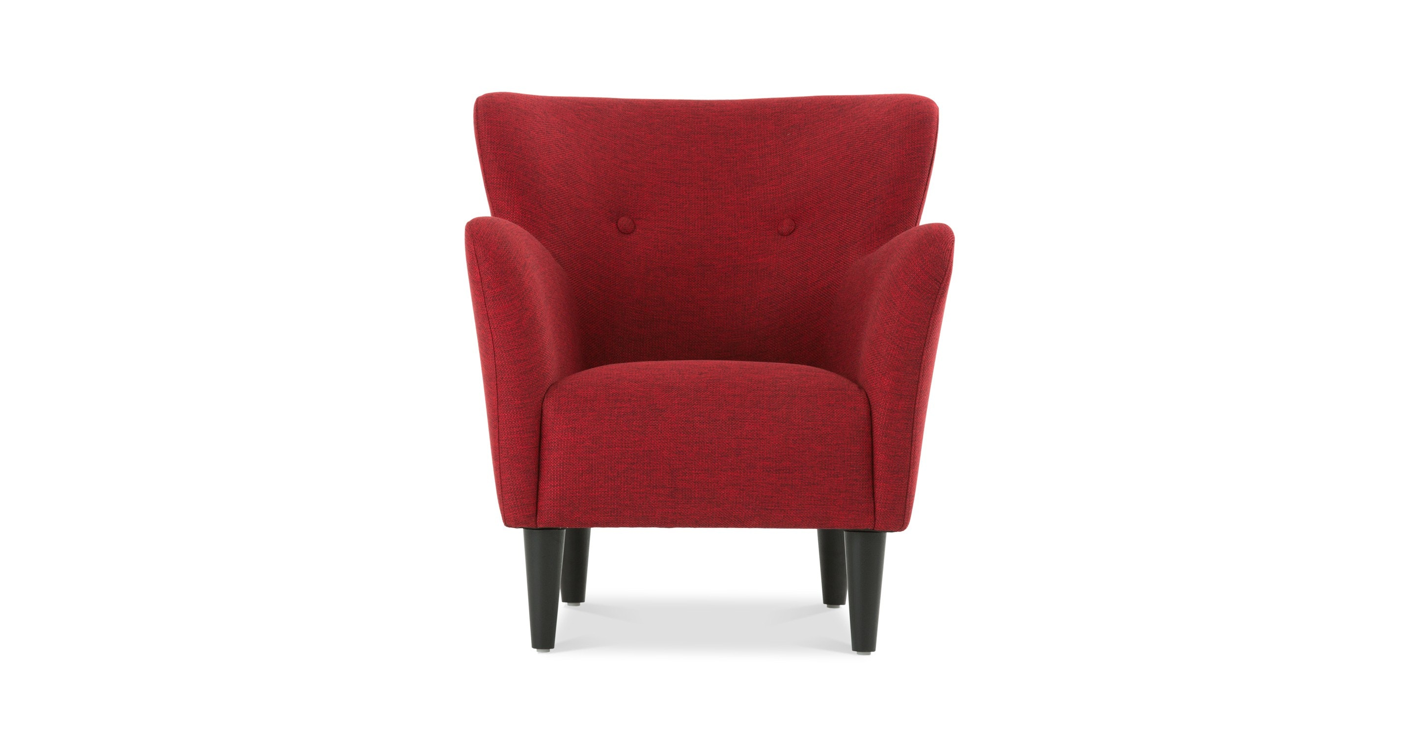 Happy Picasso Red Armchair Lounge Chairs Article