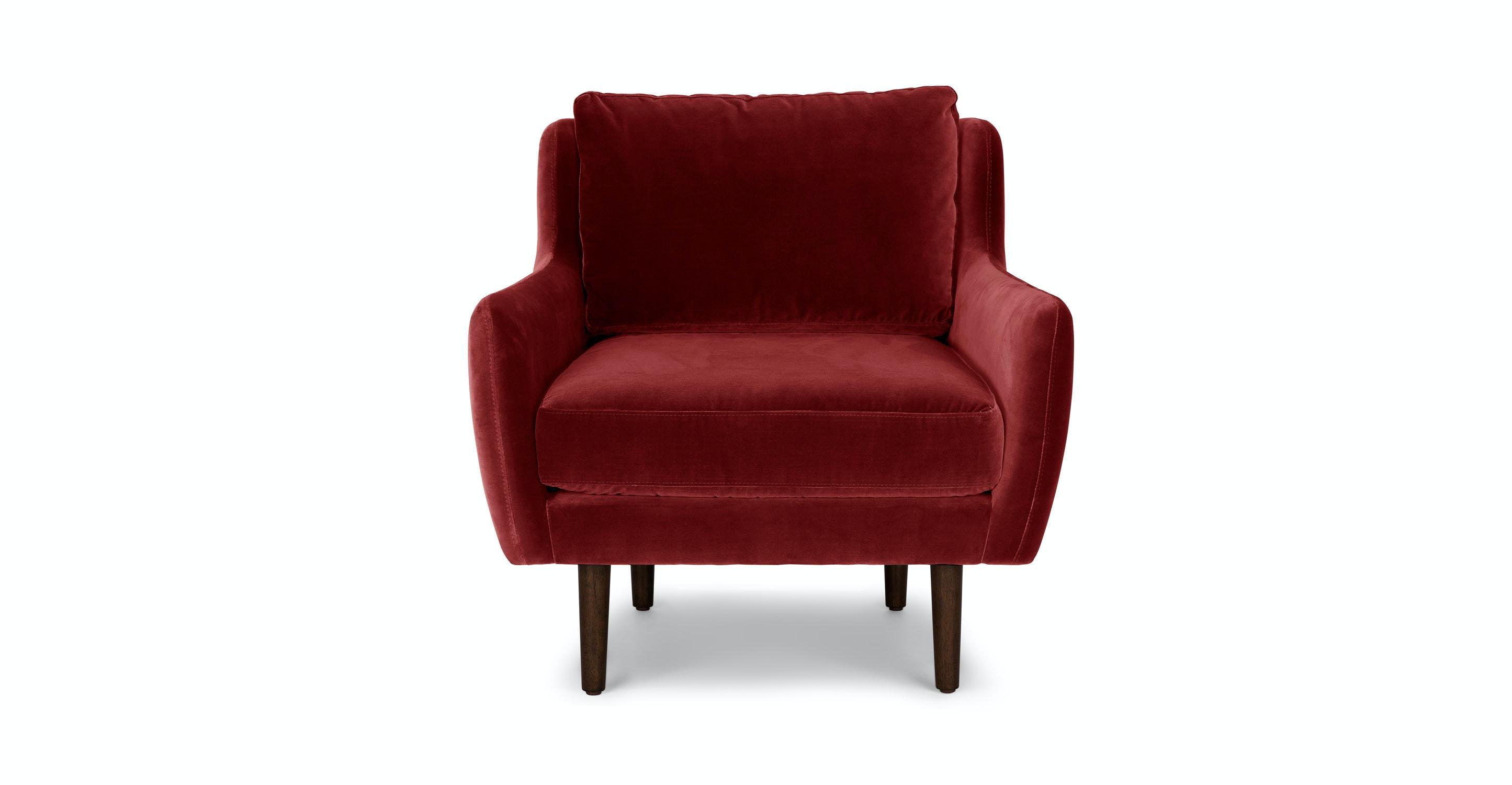 Matrix Cascadia Blue Chair   Lounge Chairs   Article | Modern, Mid Century  And Scandinavian Furniture