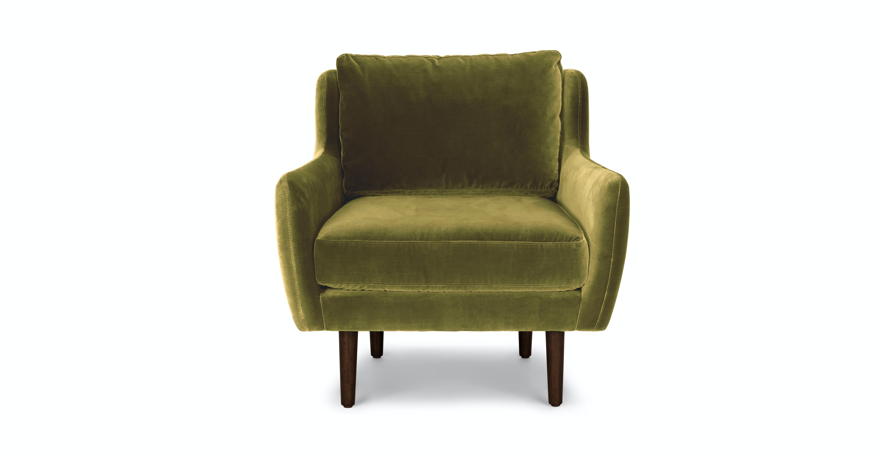 Matrix Olive Green Chair