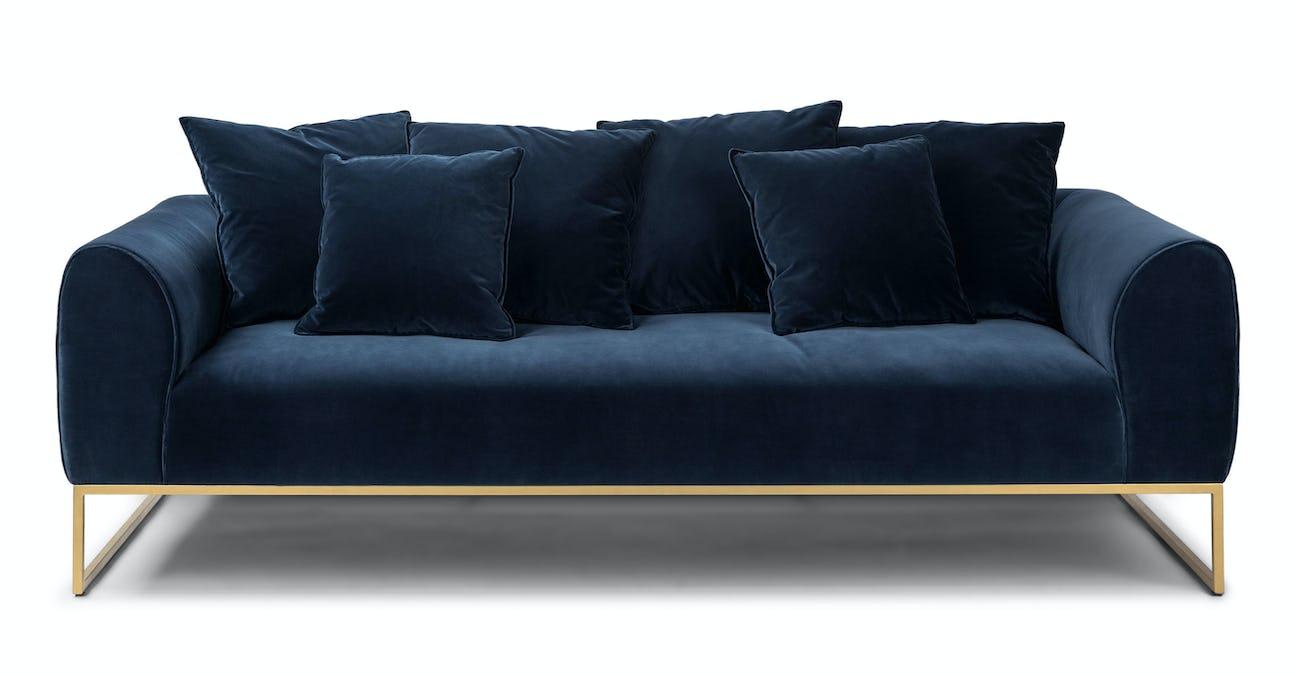 Kits Cascadia Blue Sofa