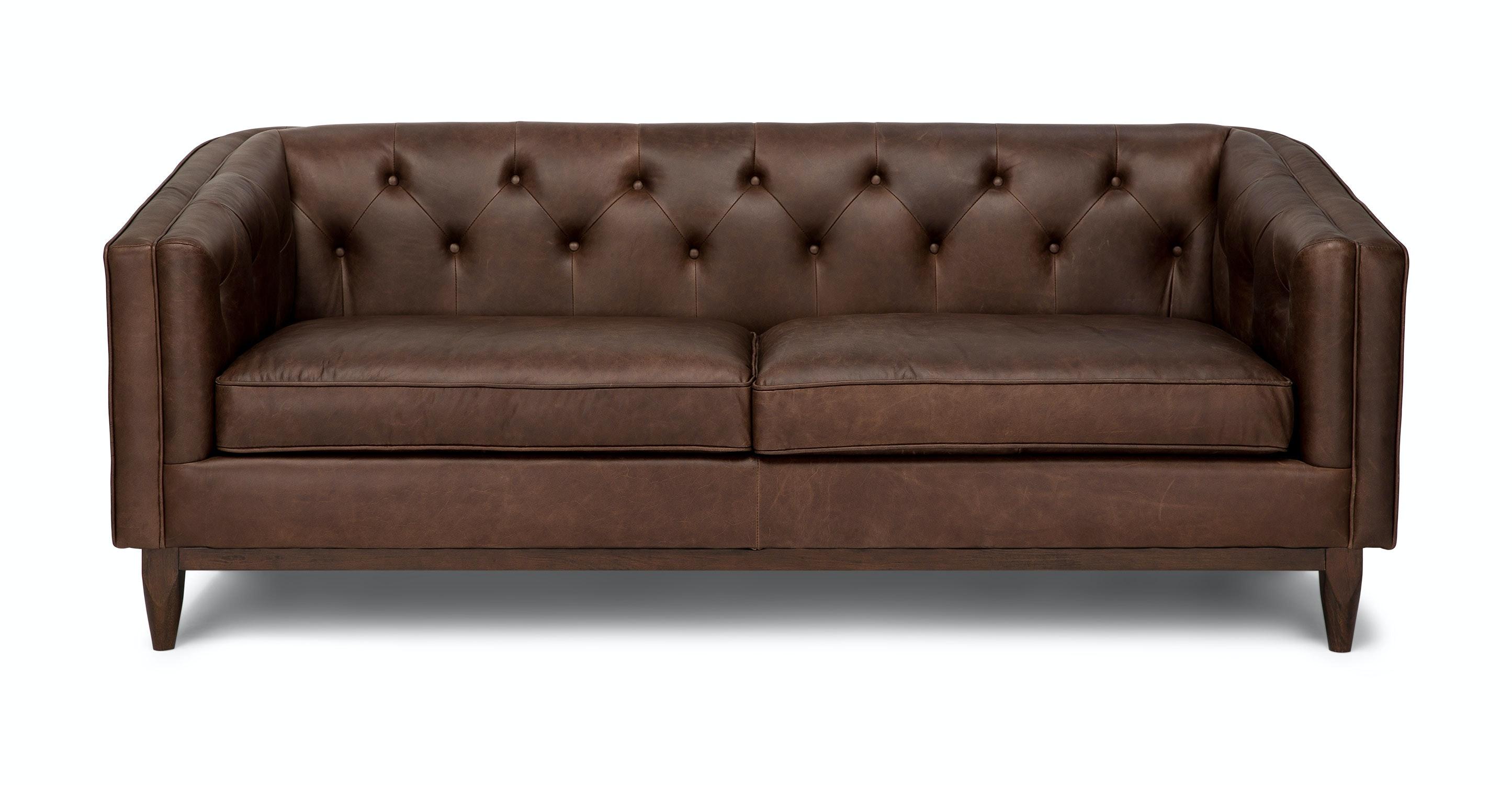 Alcott Oxford Black Sofa Sofas Article