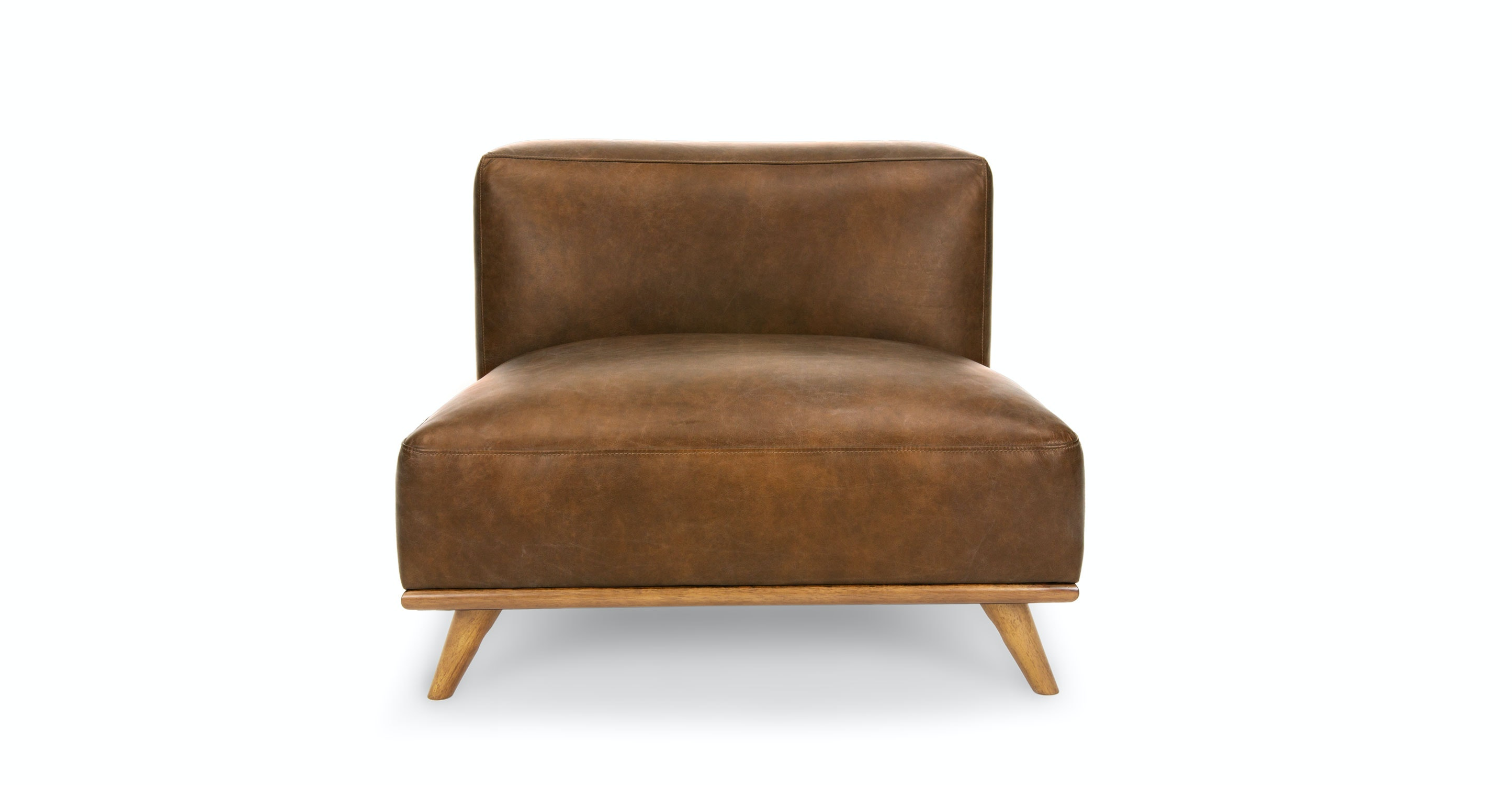 Snug Oxford Tan Chair Lounge Chairs Article Modern