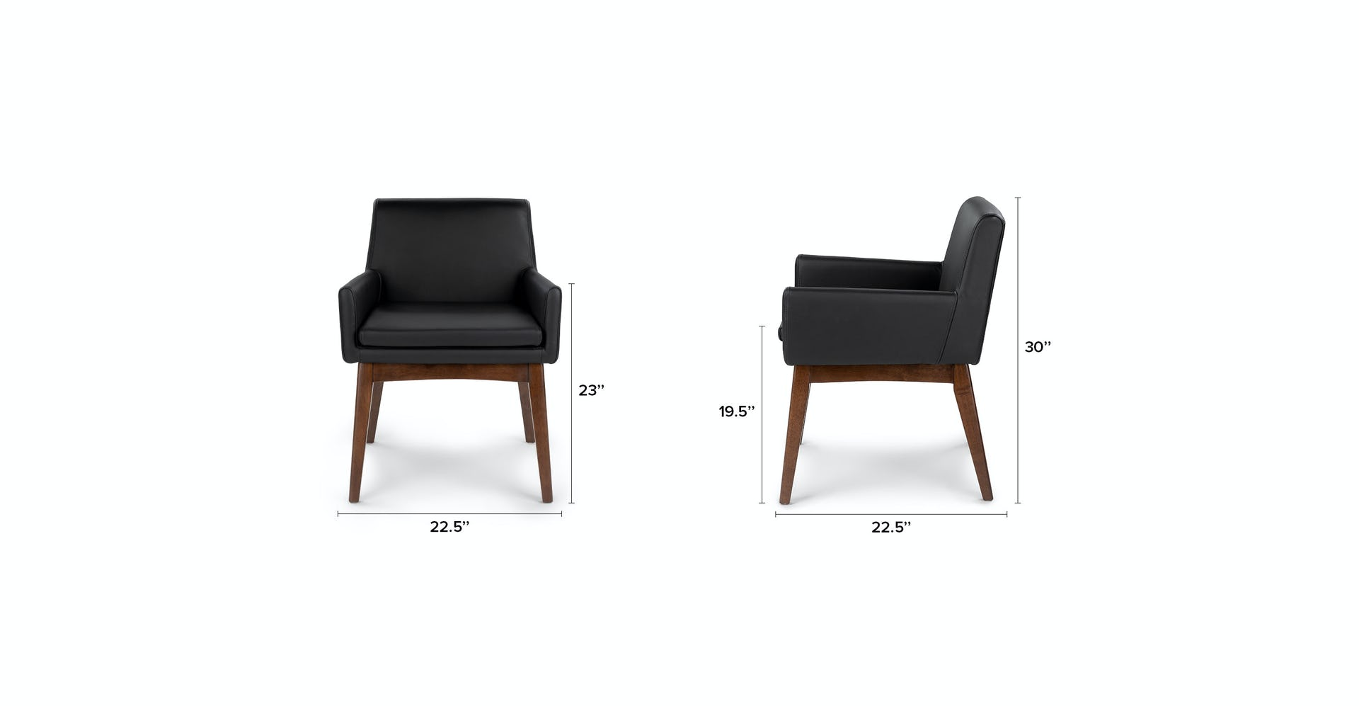 Amazing Chanel Black Leather Dining Armchair Pdpeps Interior Chair Design Pdpepsorg