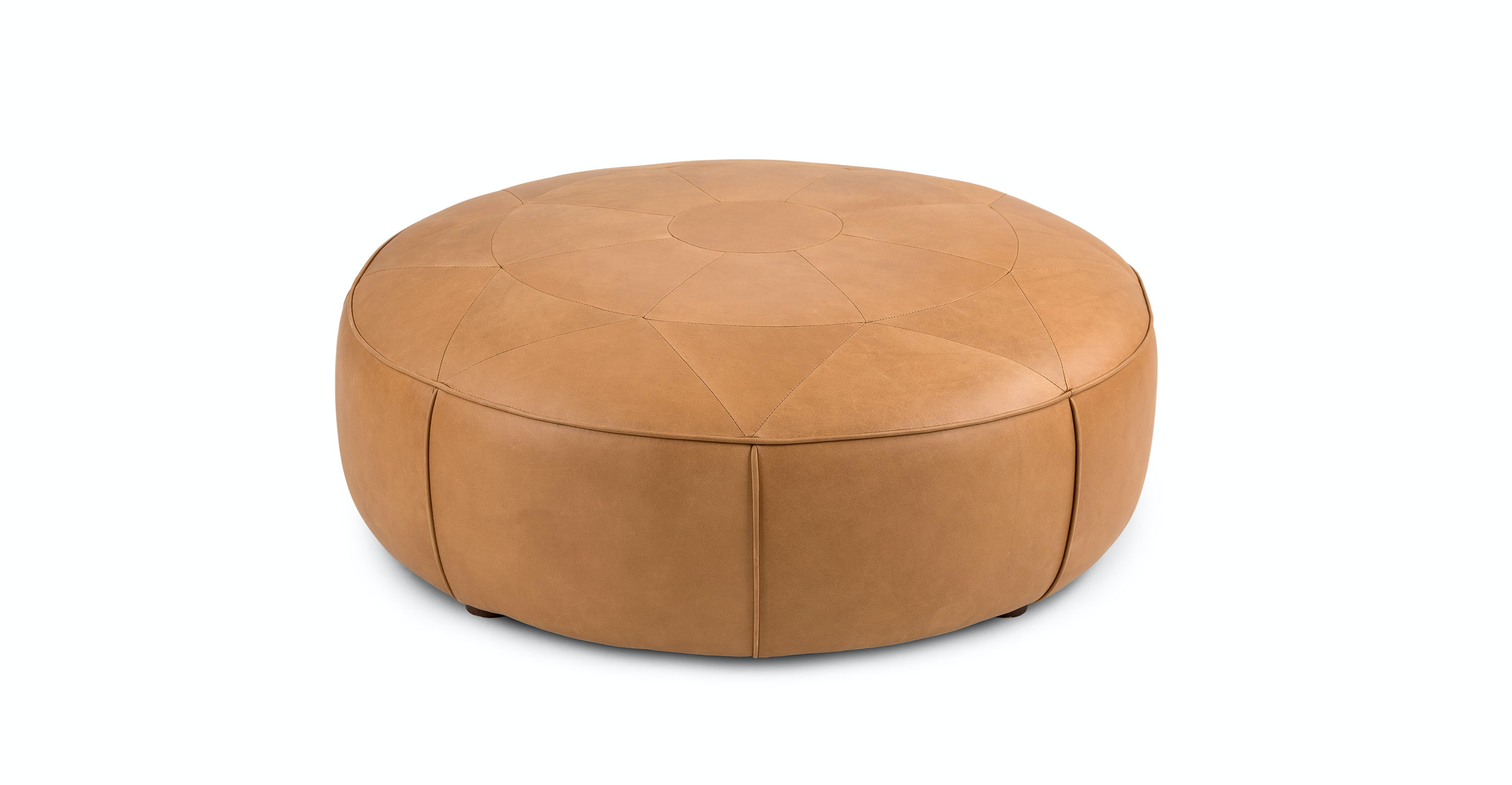 Strange Orbis Charme Tan Ottoman Gmtry Best Dining Table And Chair Ideas Images Gmtryco
