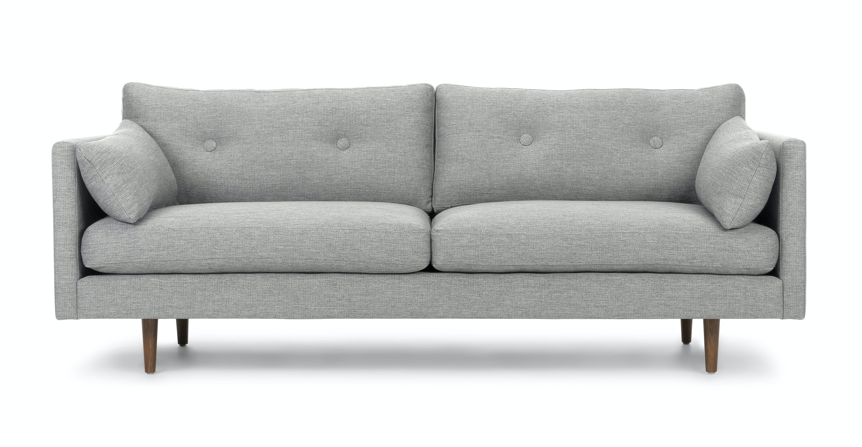 anton gravel gray sofa  sofas  article  modern midcentury and  - anton gravel gray sofa  sofas  article  modern midcentury andscandinavian furniture