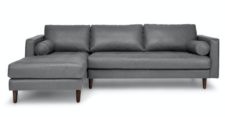 Leather Sectional Couches | Article