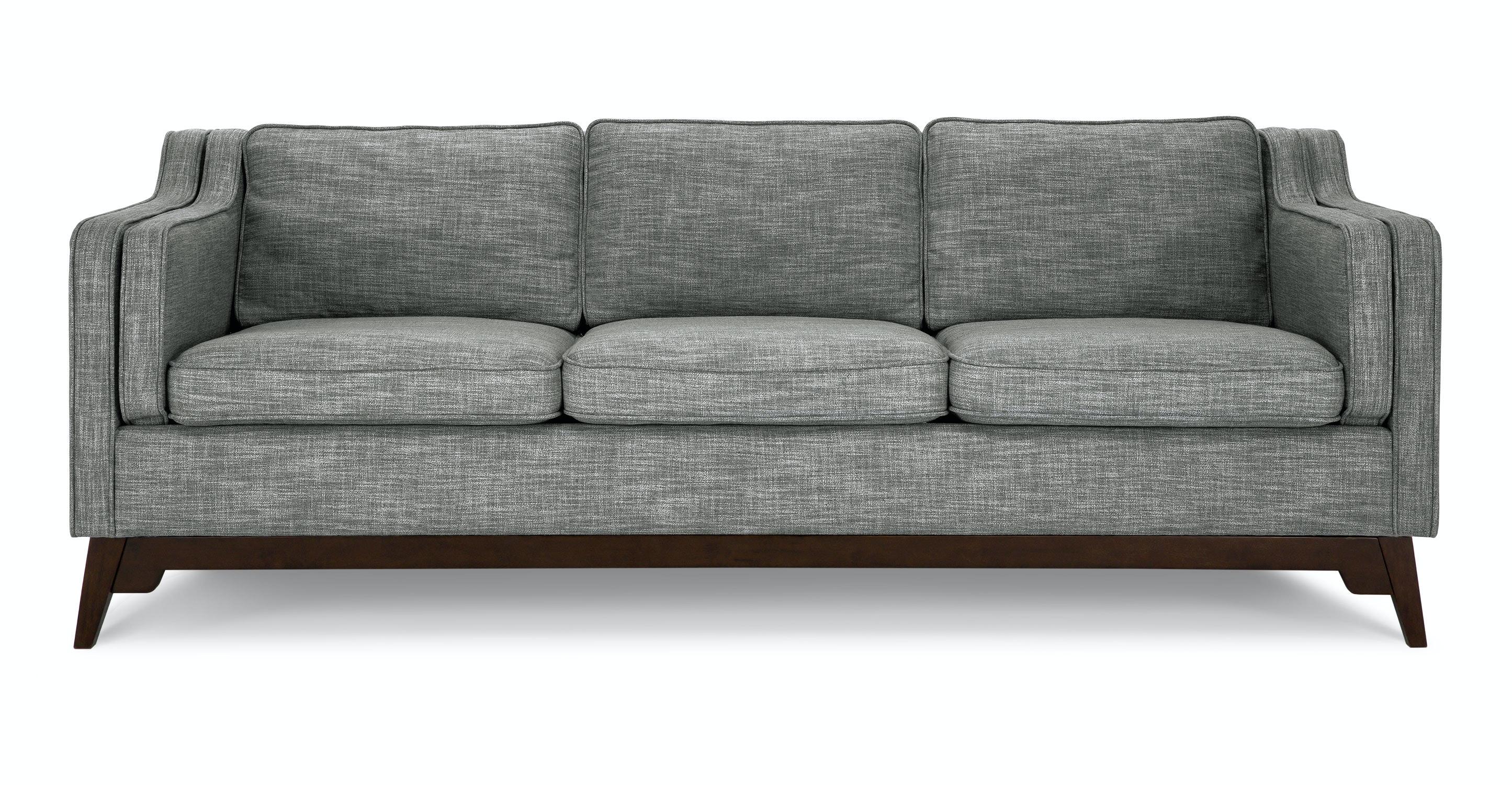 Worthington Pebble Gray Sofa   Sofas   Article | Modern, Mid Century And  Scandinavian Furniture