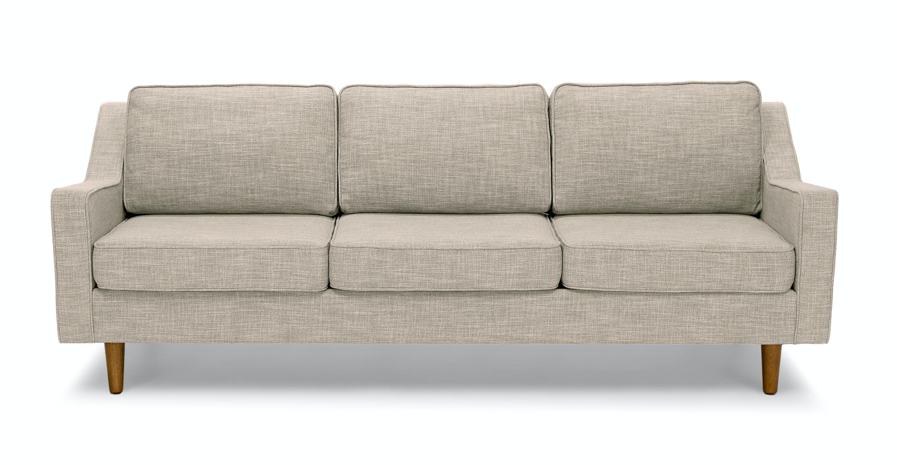 Slope Rain Cloud Gray Sofa Sofas Article
