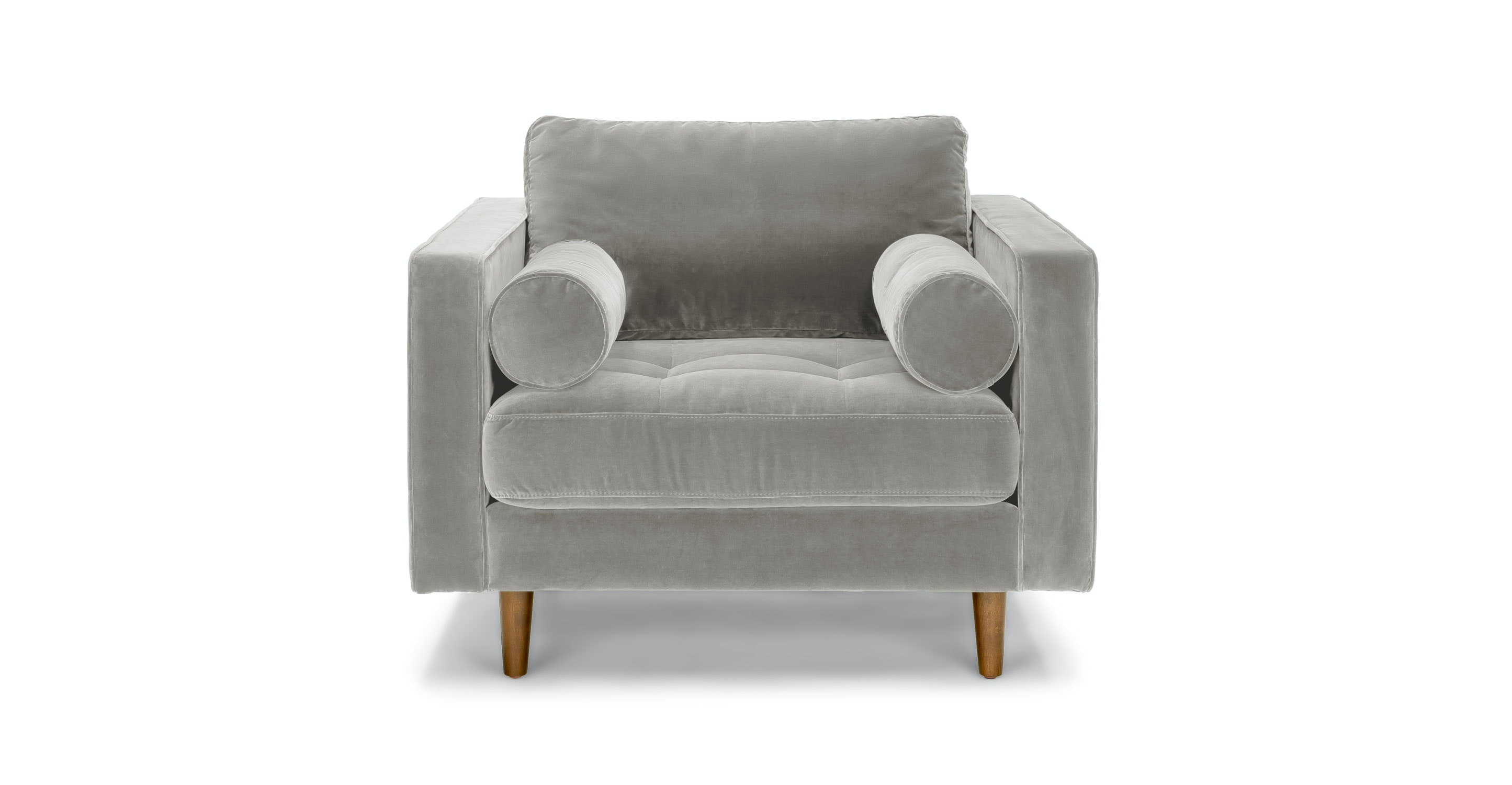 Sven Shadow Gray Chair Lounge Chairs Article