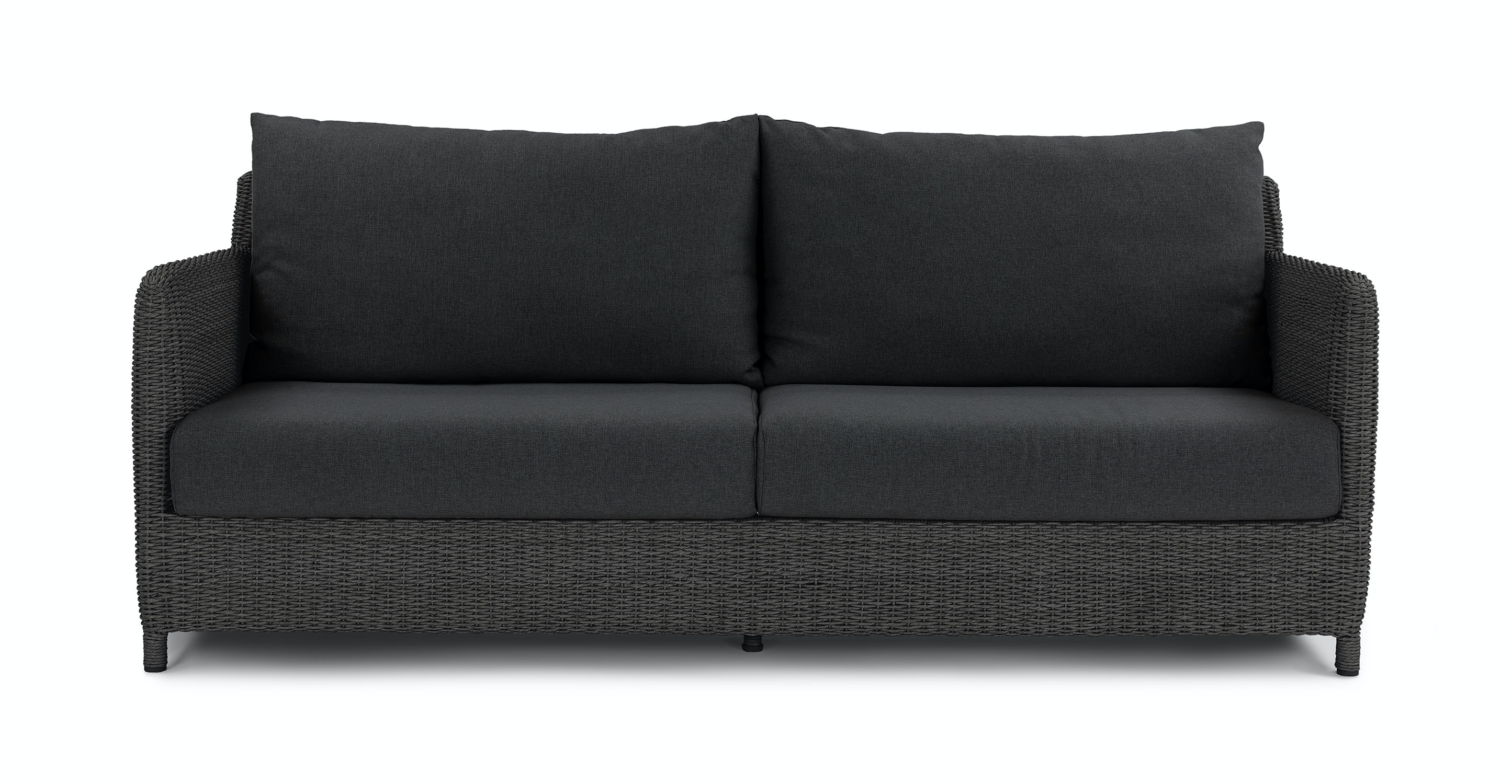 Calo Graphite Black Sofa   Sofas   Article | Modern, Mid Century And  Scandinavian Furniture