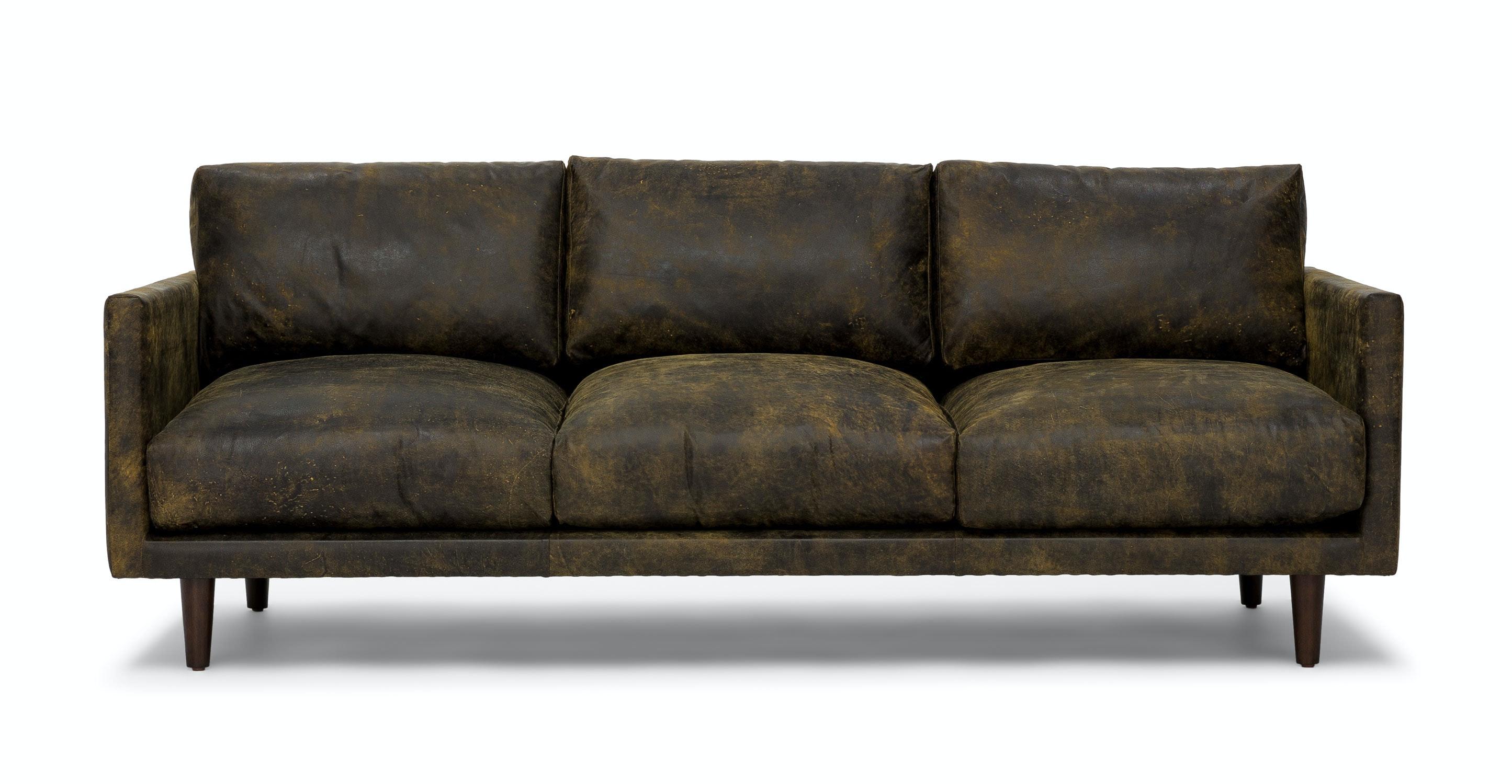 Nirvana Dakota Smoke Sofa Sofas Article