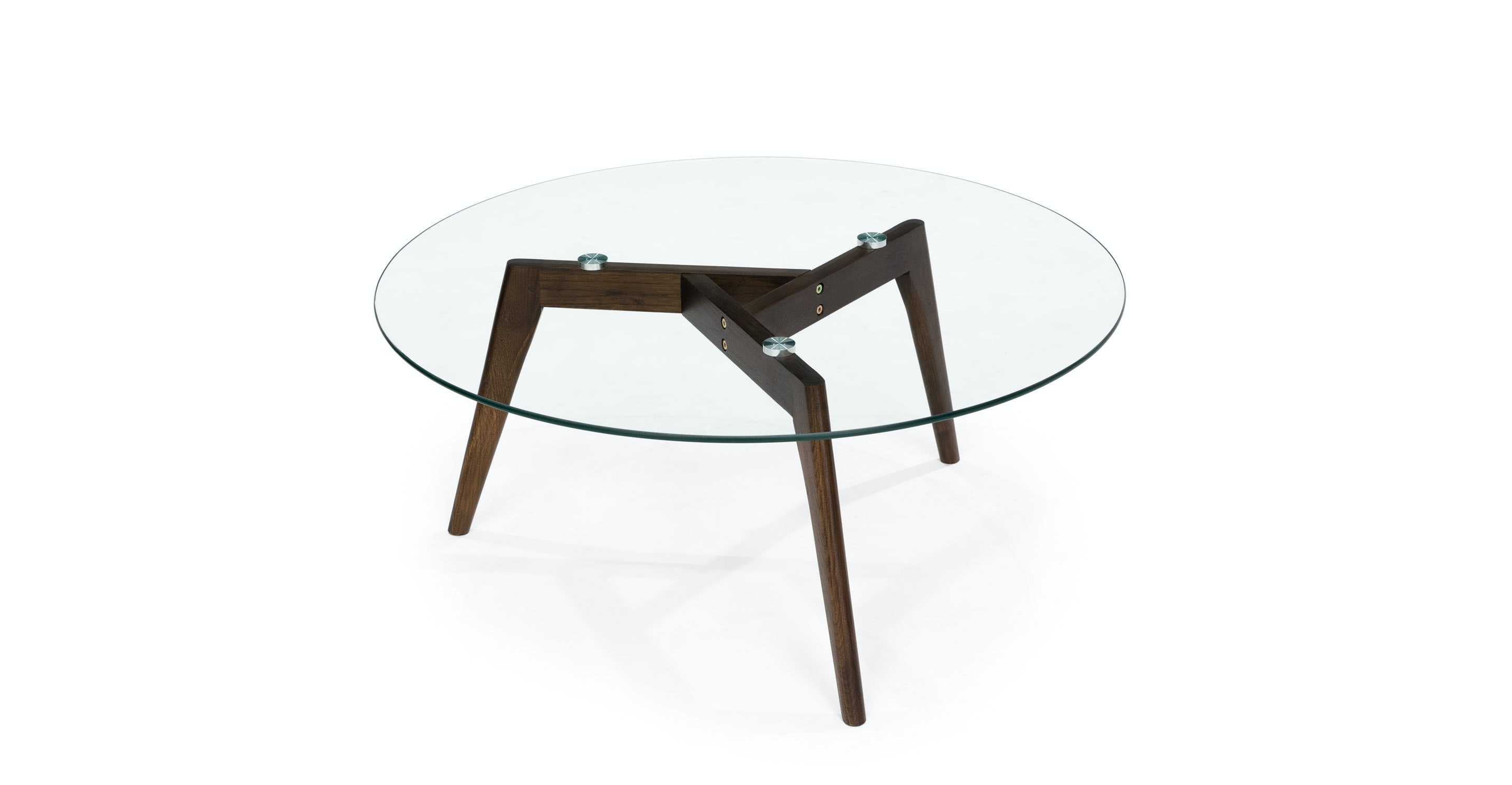 Shop Clarus Walnut Coffee Table from Article on Openhaus
