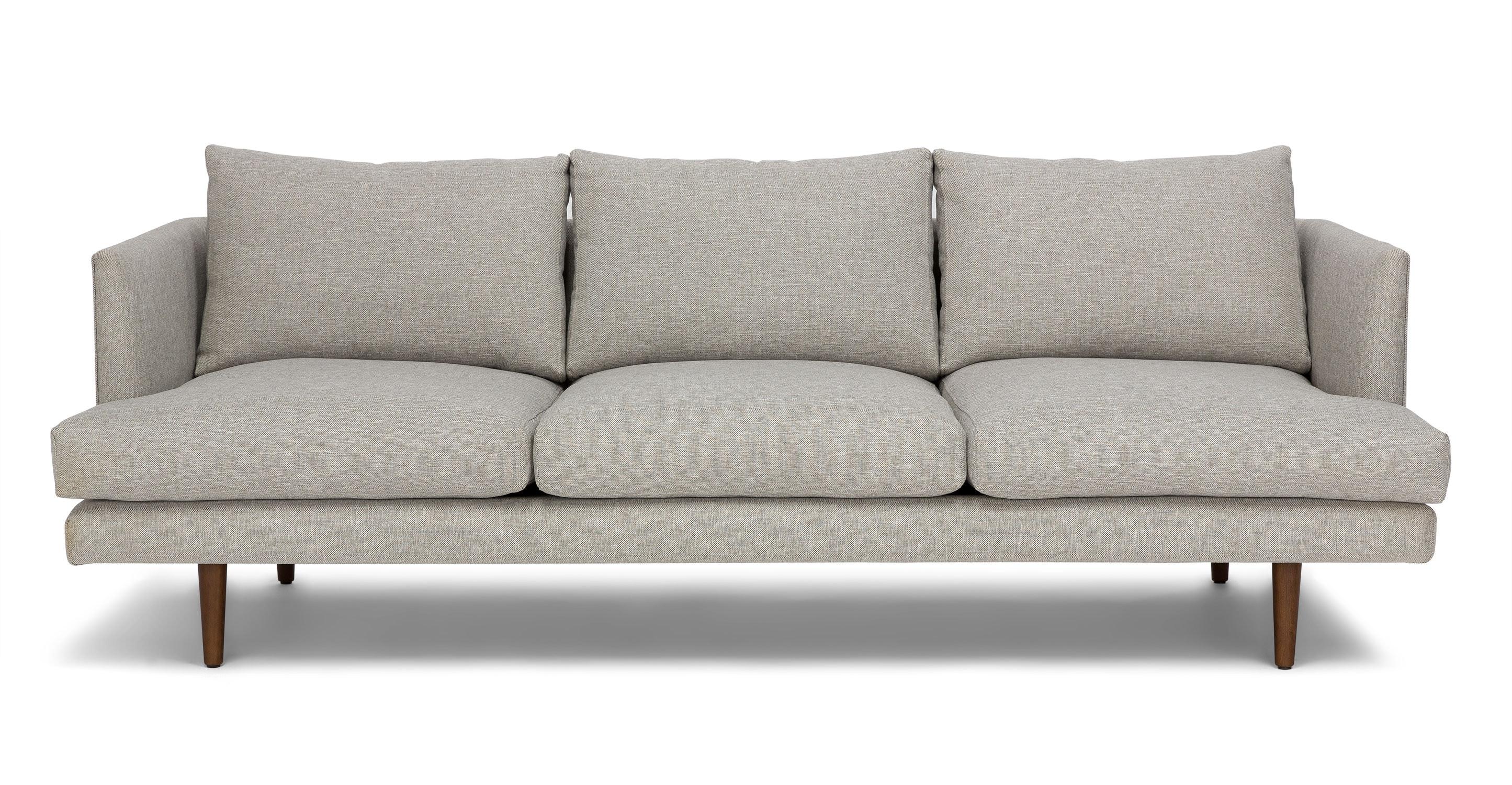 Burrard Seasalt Gray Sofa   Sofas   Article | Modern, Mid Century And  Scandinavian Furniture
