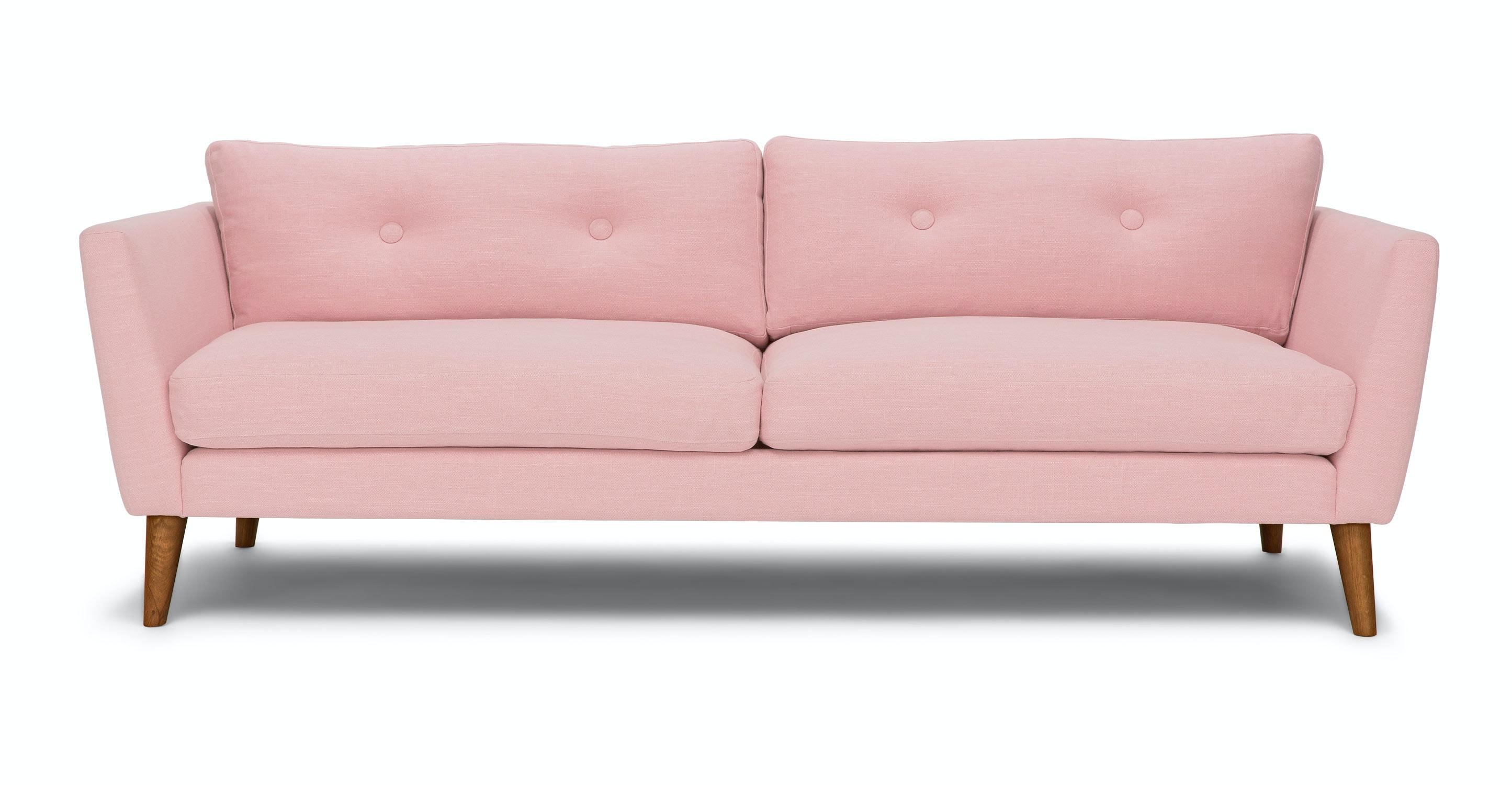 Merveilleux Emil Quartz Rose Sofa   Sofas   Article | Modern, Mid Century And  Scandinavian Furniture