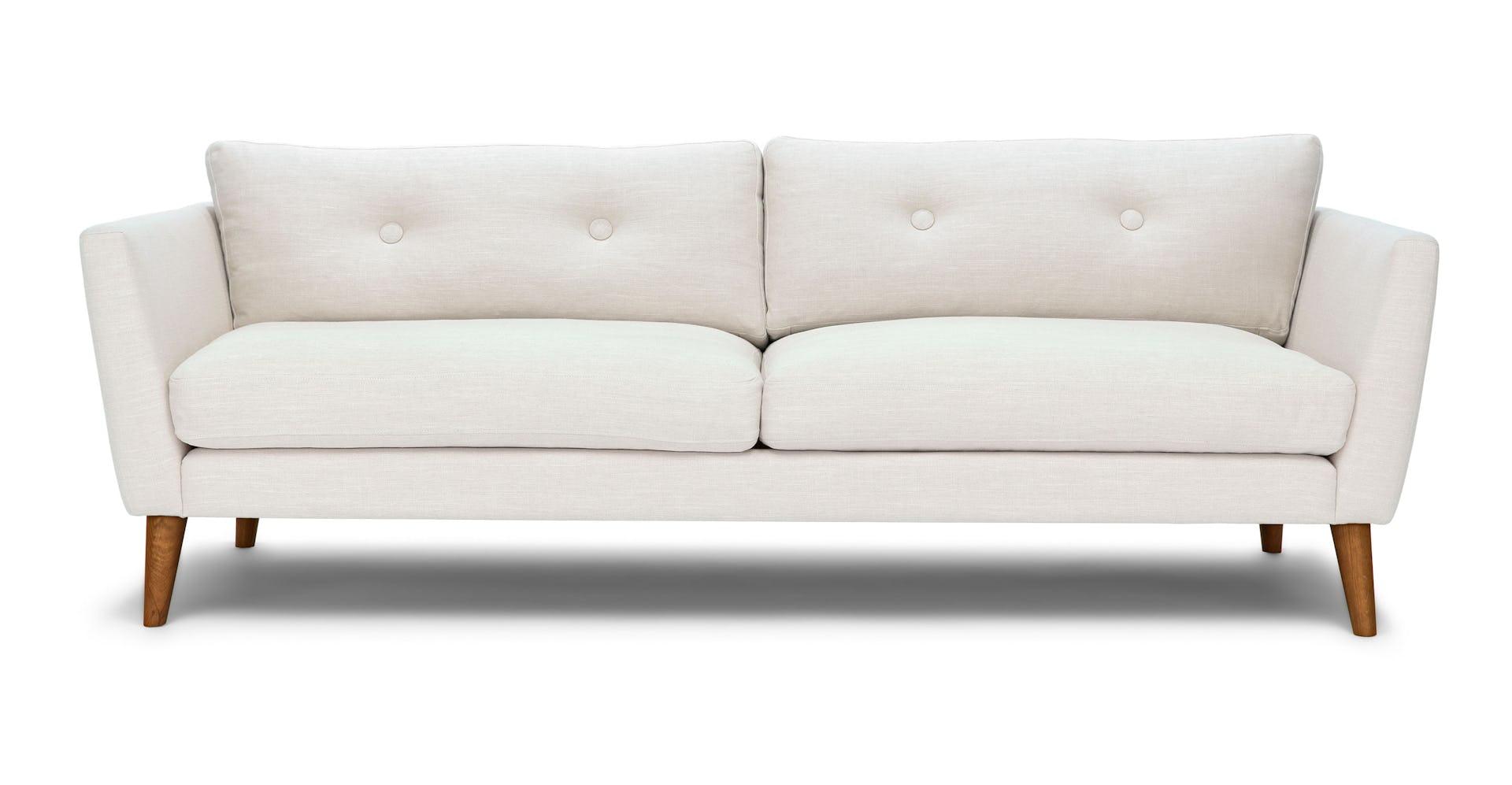 Swell Emil Quartz White Sofa Lamtechconsult Wood Chair Design Ideas Lamtechconsultcom