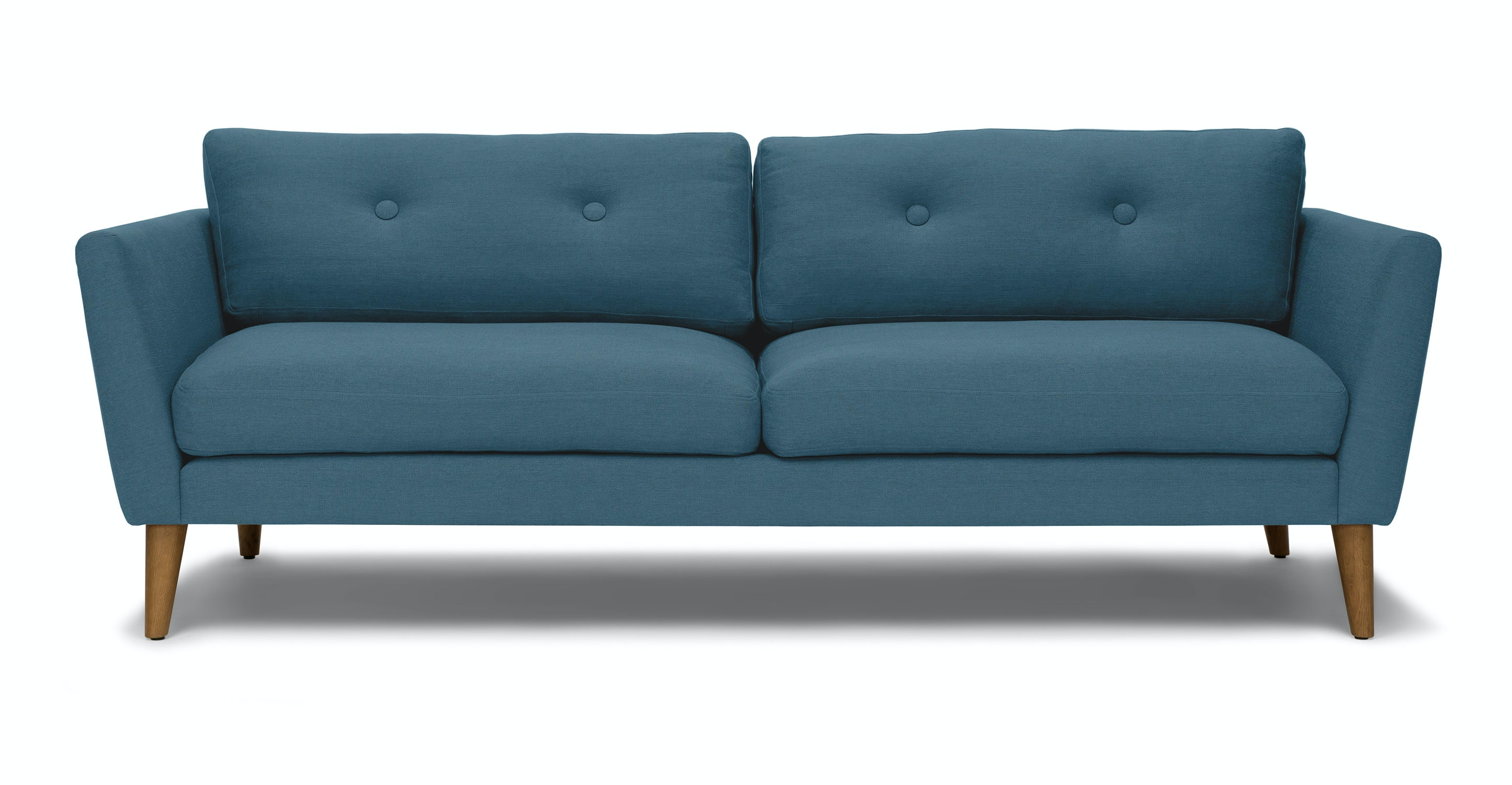 Incroyable Emil Marine Blue Sofa   Sofas   Article | Modern, Mid Century And  Scandinavian Furniture