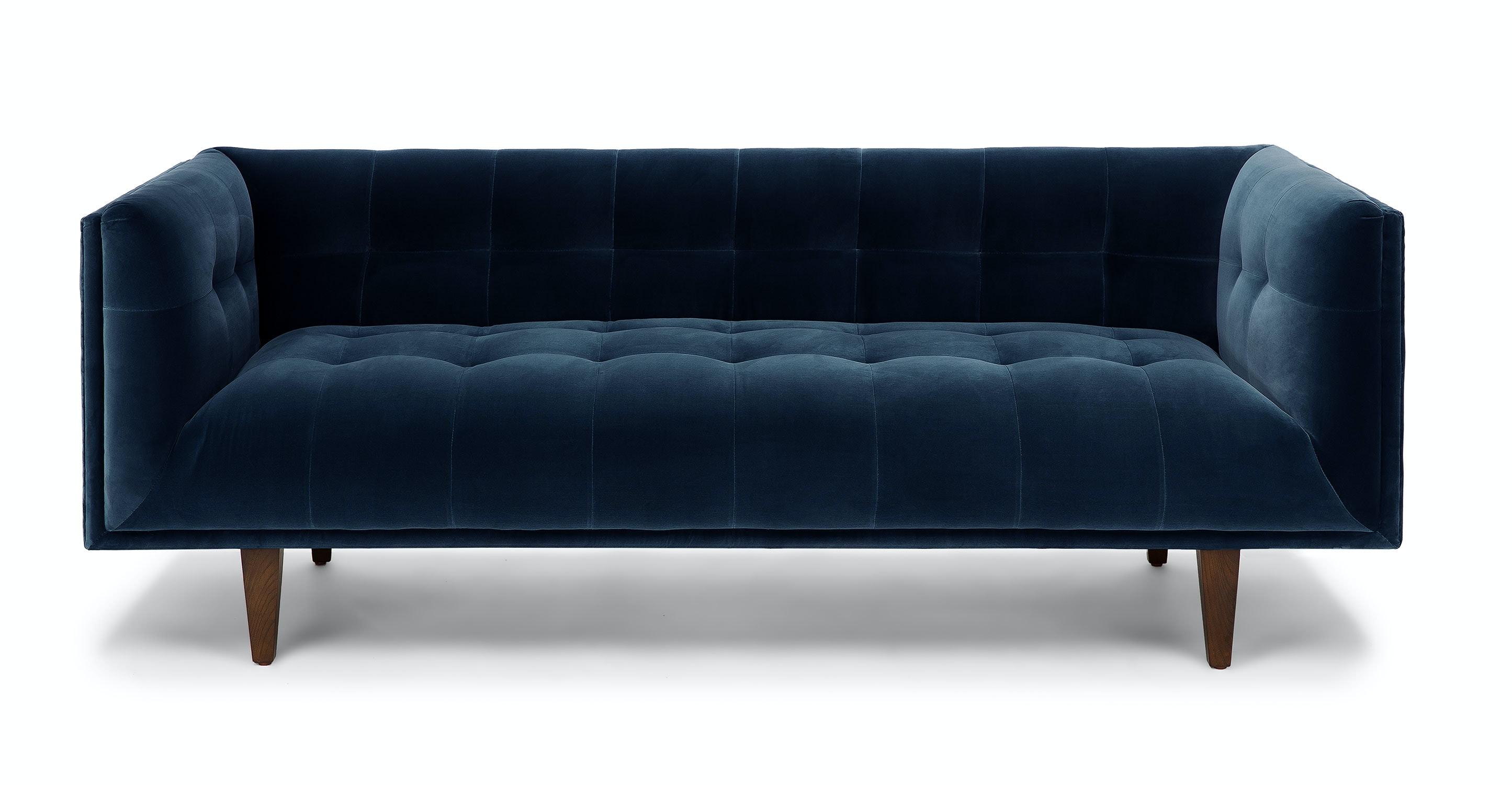 Cirrus grass green sofa article