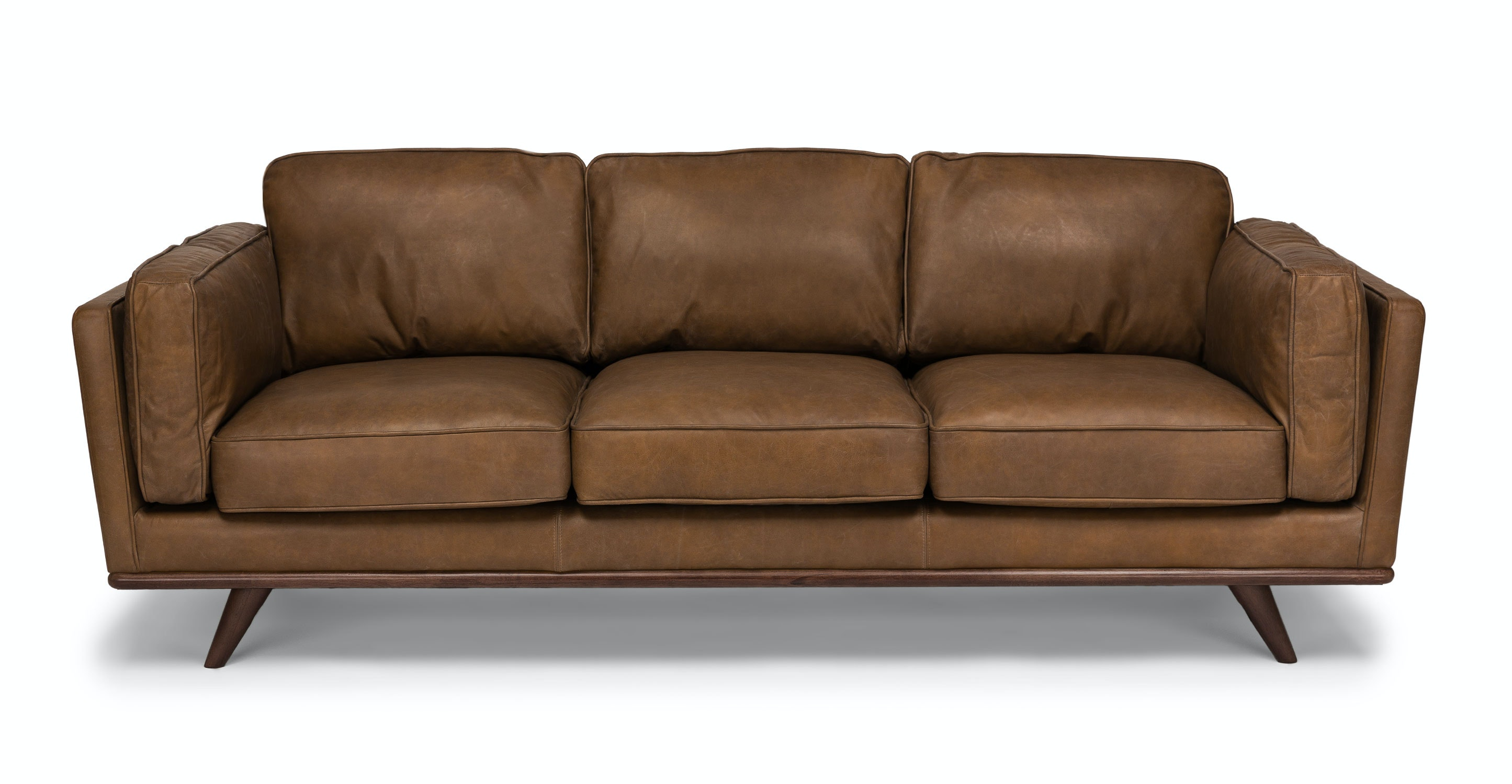 Timber Charme Tan Sofa Sofas Article