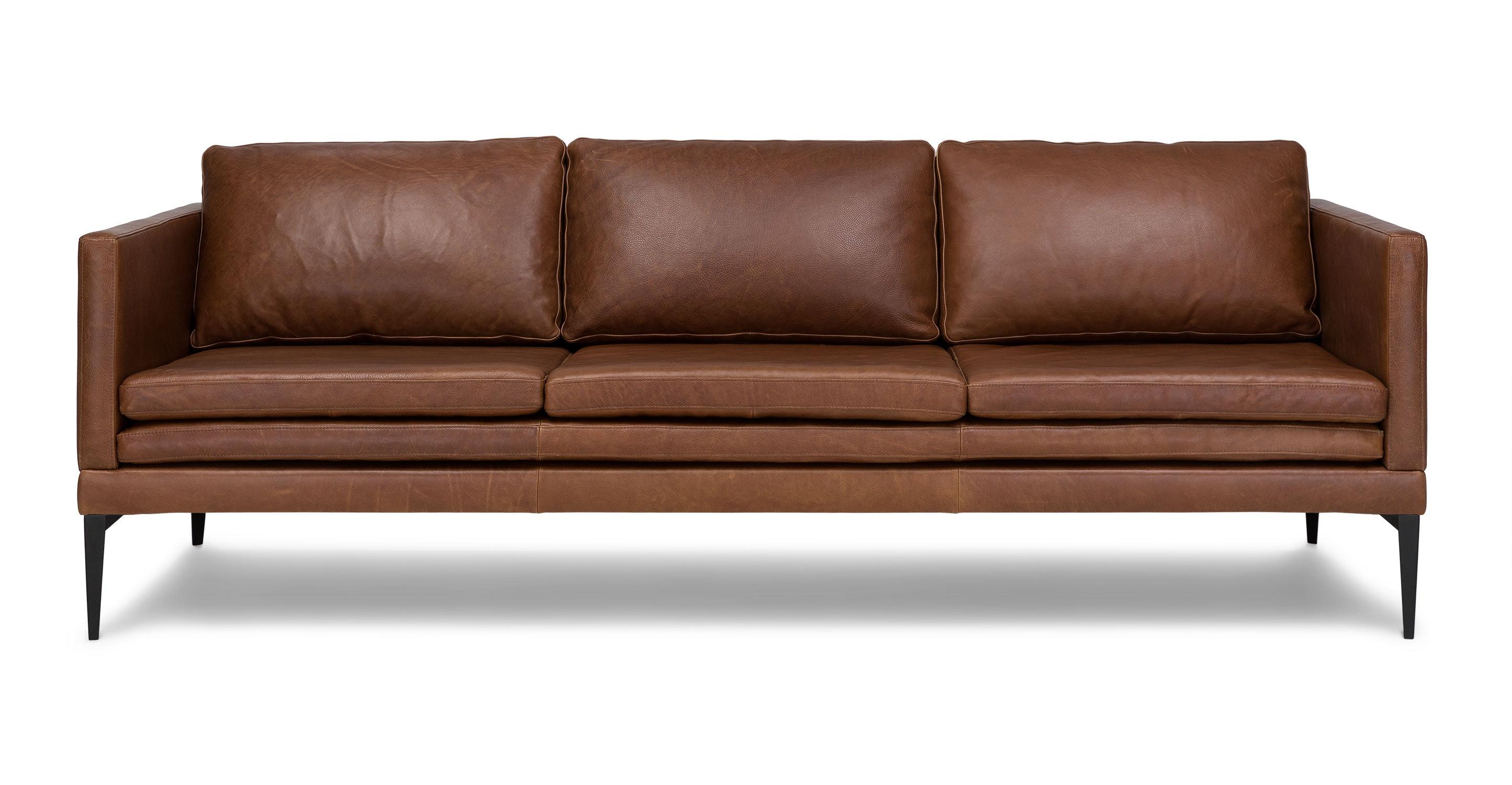 Triplo Taos Brown Sofa Sofas Article