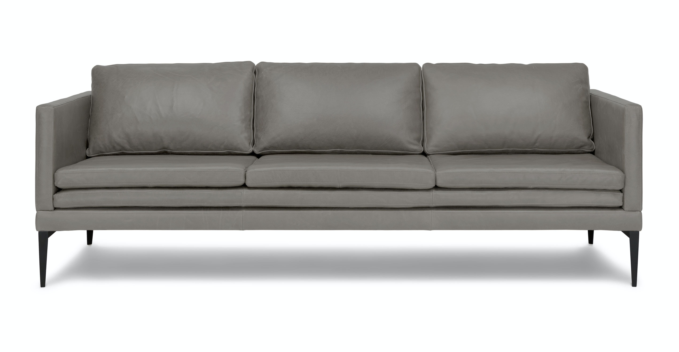 Triplo Lichen Gray Sofa Sofas Article