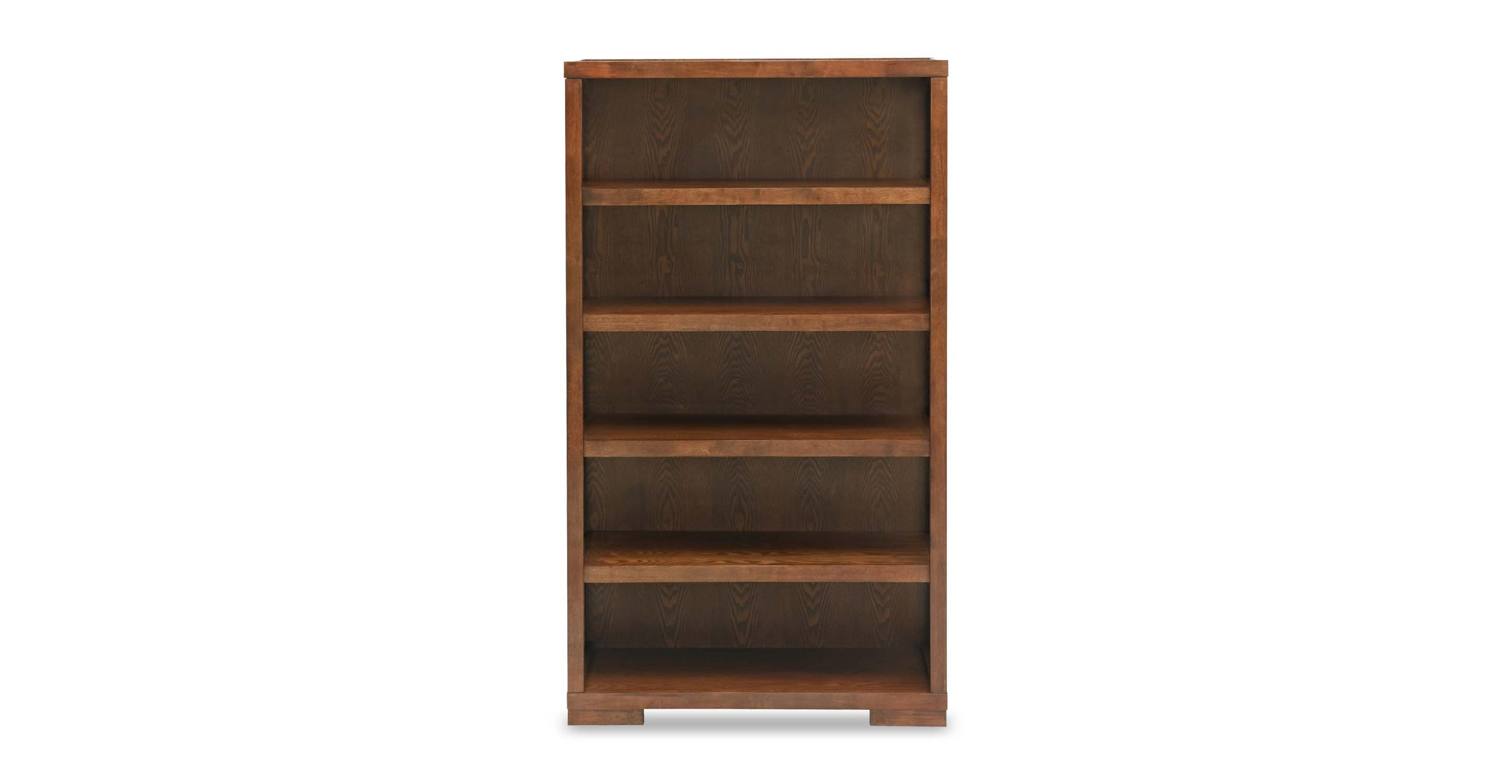 Jairo Cocoa Bookcase - Accents - Article | Modern, Mid-Century And  Scandinavian Furniture