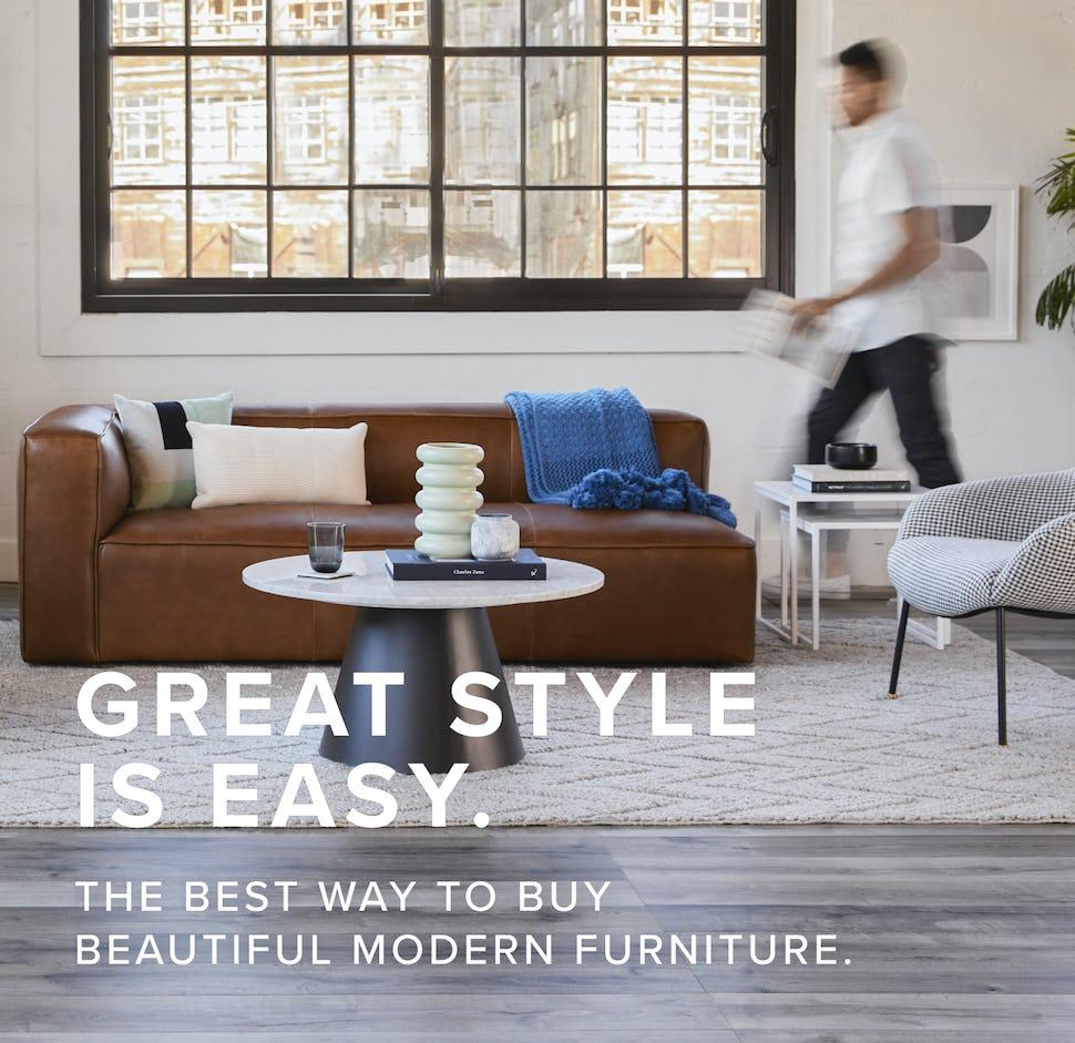modern, mid century & scandinavian furniture | article