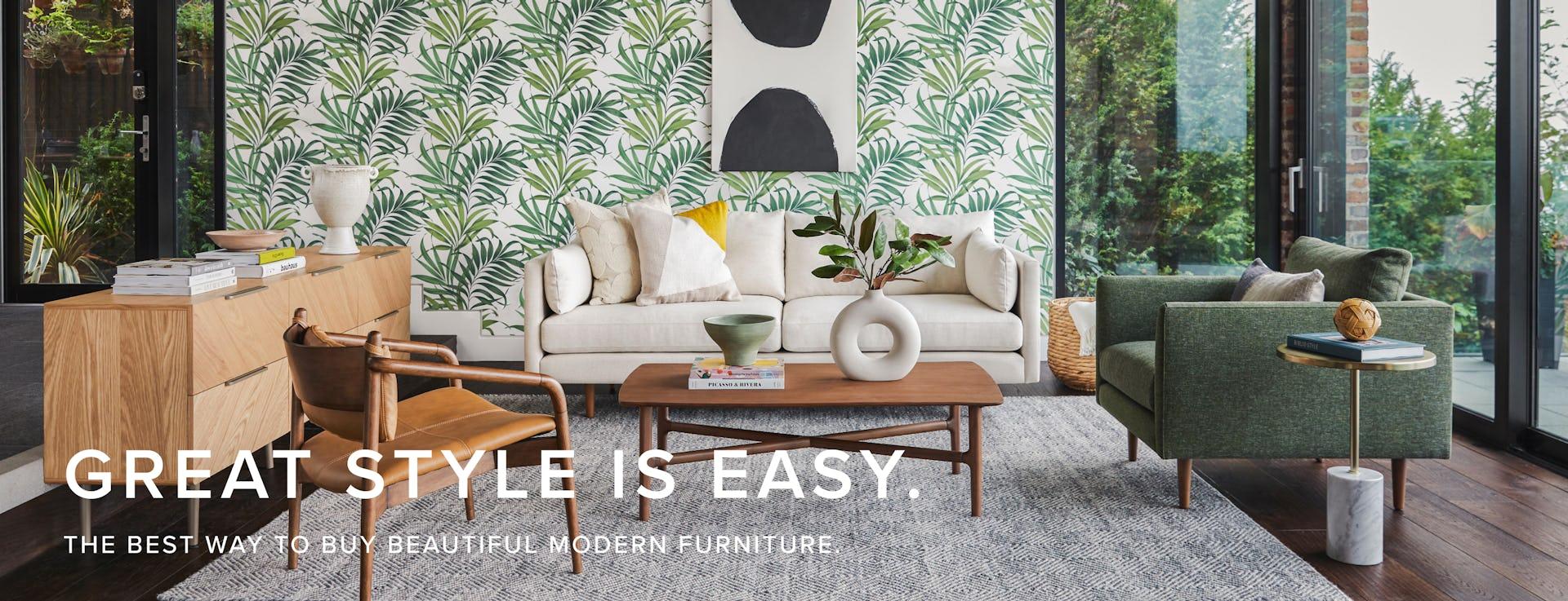Modern, Mid Century & Scandinavian Furniture  Article